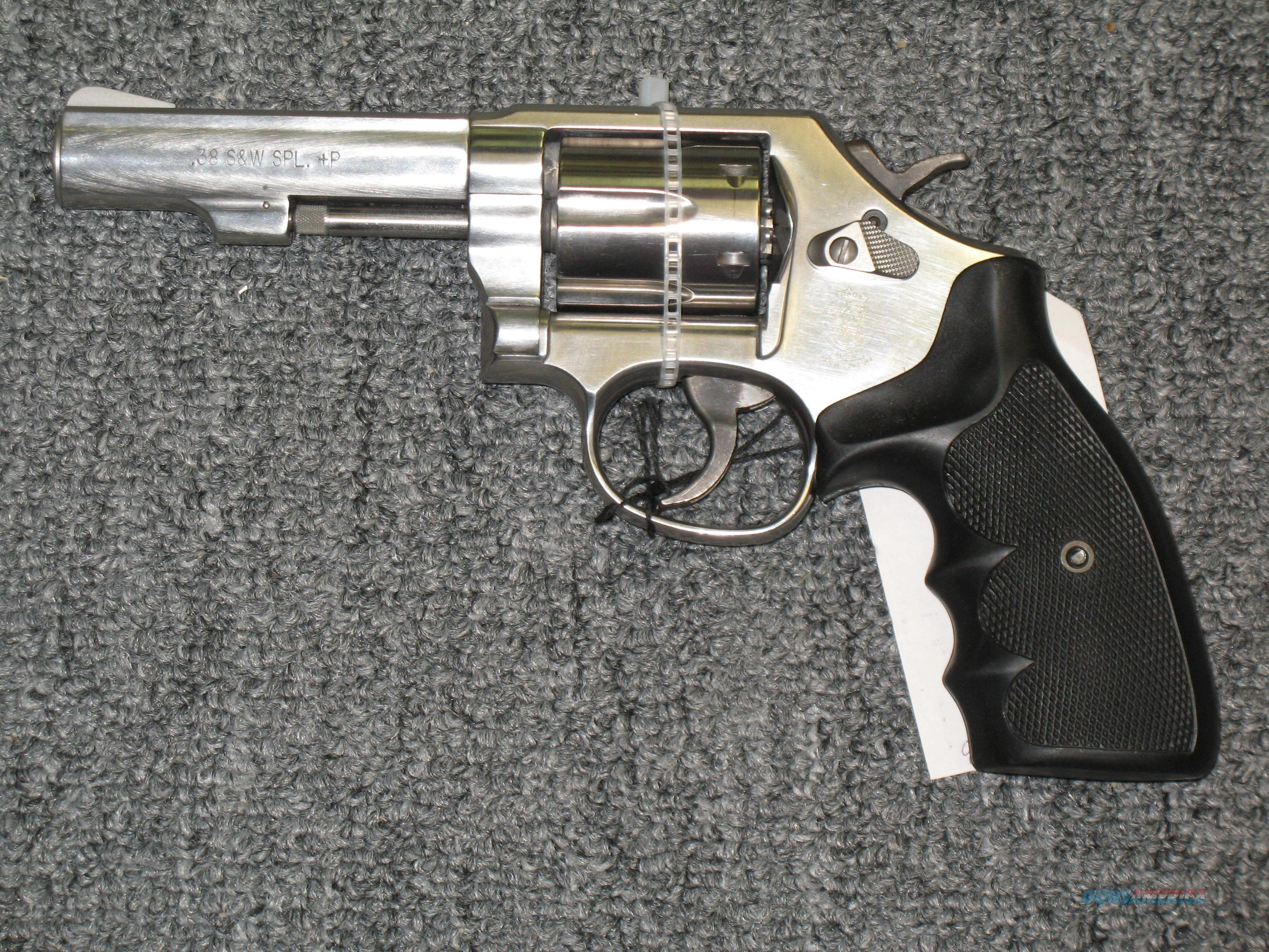"64-8 w/4"" bbl.  Guns > Pistols > Smith & Wesson Revolvers > Full Frame Revolver"