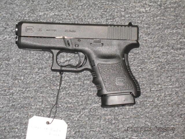 36 w/2 6 rd. mags.  Guns > Pistols > Glock Pistols > 29/30/36