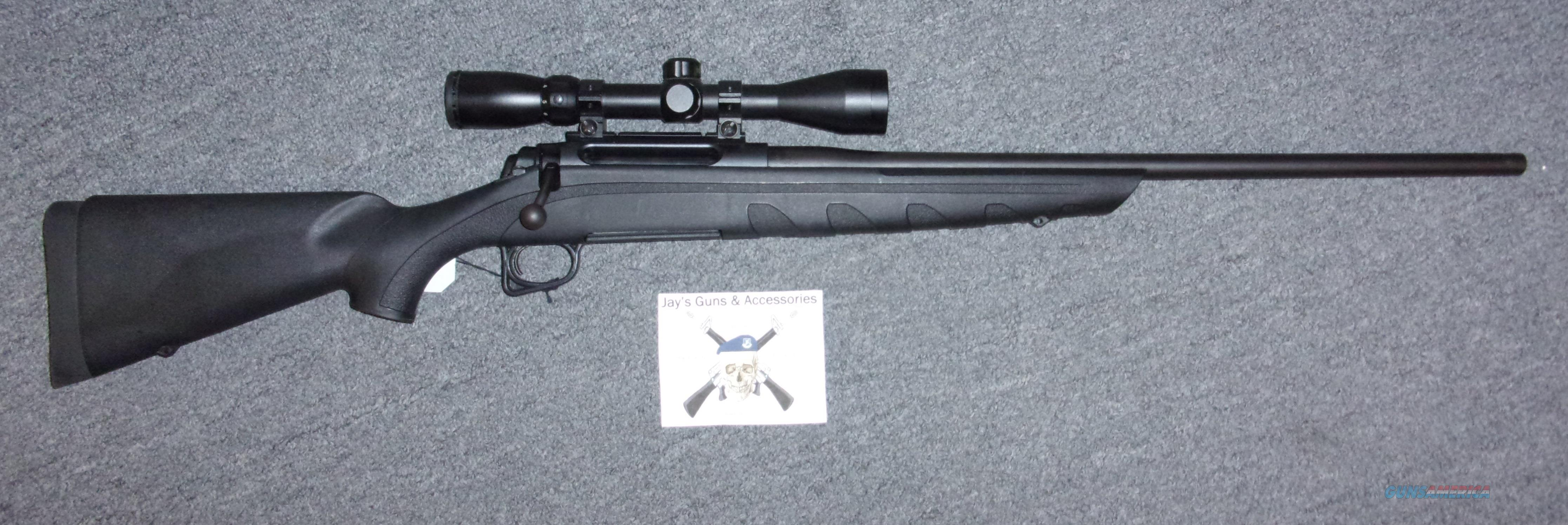 Remington 770 w/Scope  Guns > Rifles > Remington Rifles - Modern > Bolt Action Non-Model 700 > Tactical