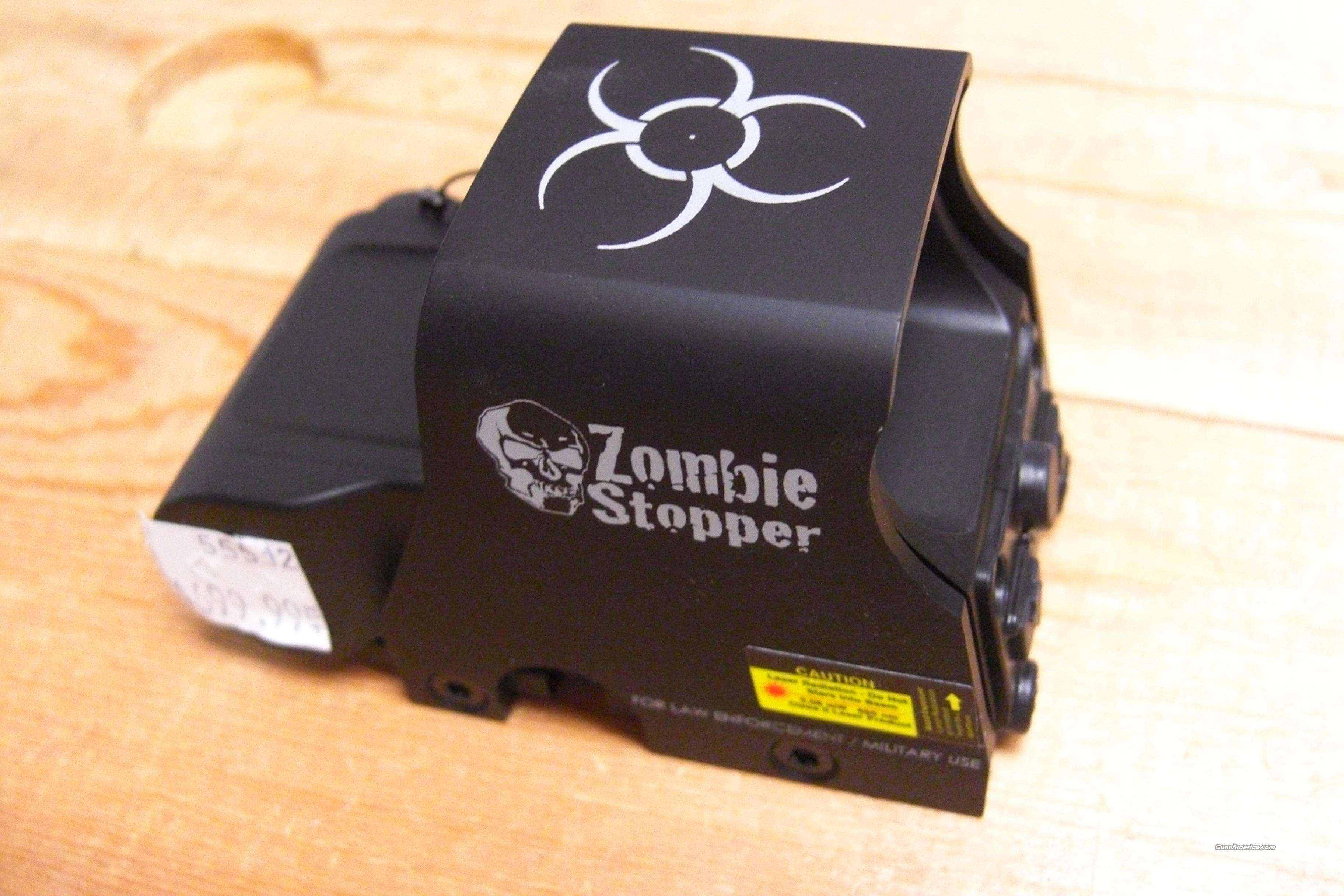 Eotech Zombie Stopper  Non-Guns > Scopes/Mounts/Rings & Optics > Tactical Scopes > Red Dot