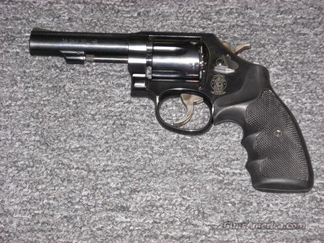 10-14  Guns > Pistols > Smith & Wesson Revolvers > Full Frame Revolver