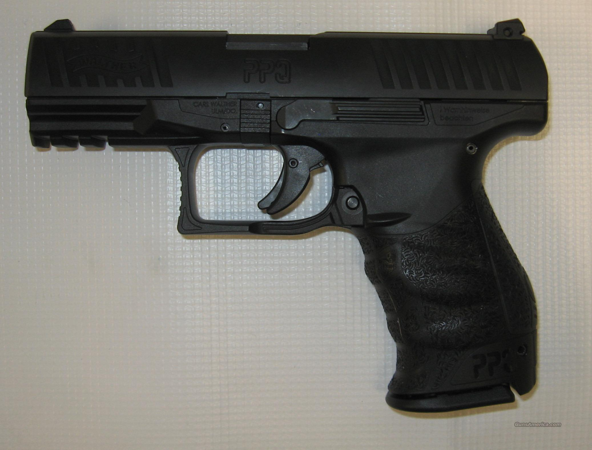 Walther PPQ 9MM USED  Guns > Pistols > Walther Pistols > Post WWII > P99/PPQ