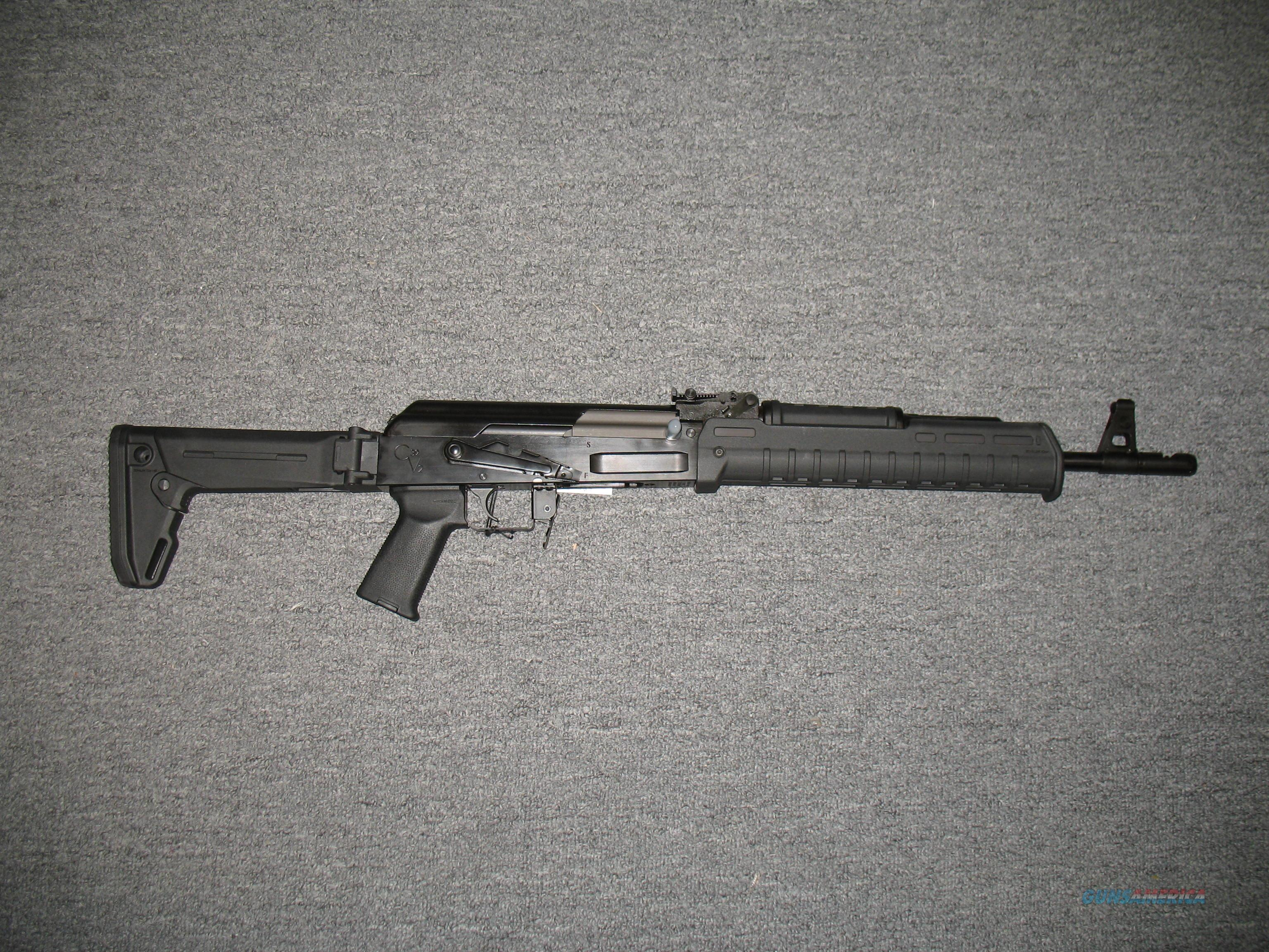 C39 V2 Rifle (Milled Receiver, with folding and adjustable Magpul stock  Guns > Rifles > Century International Arms - Rifles > Rifles