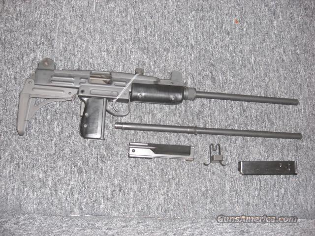 Vector Arms/Group Ind. UZI w/9mm conv. kit  Guns > Rifles > IMI Rifles