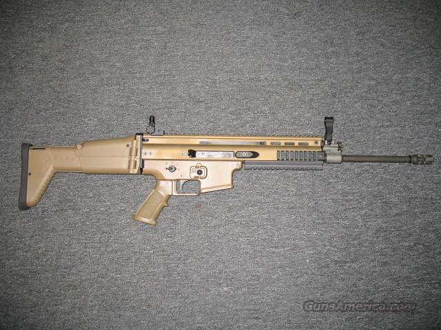 SCAR 16's  Guns > Rifles > FNH - Fabrique Nationale (FN) Rifles > Semi-auto > Other