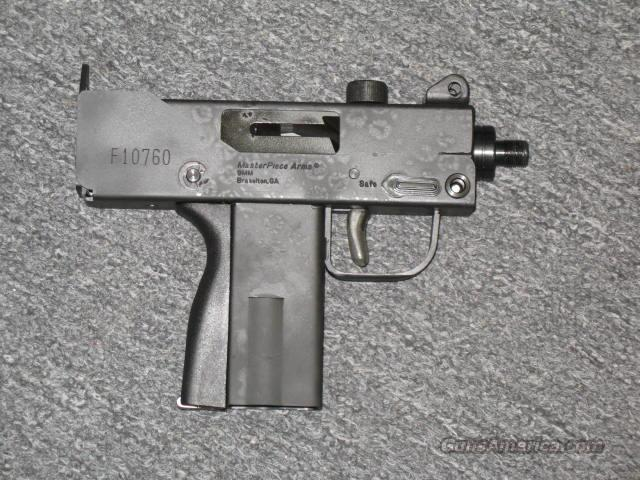 Masterpiece Arms MPA930T-A  Guns > Pistols > MN Misc Pistols