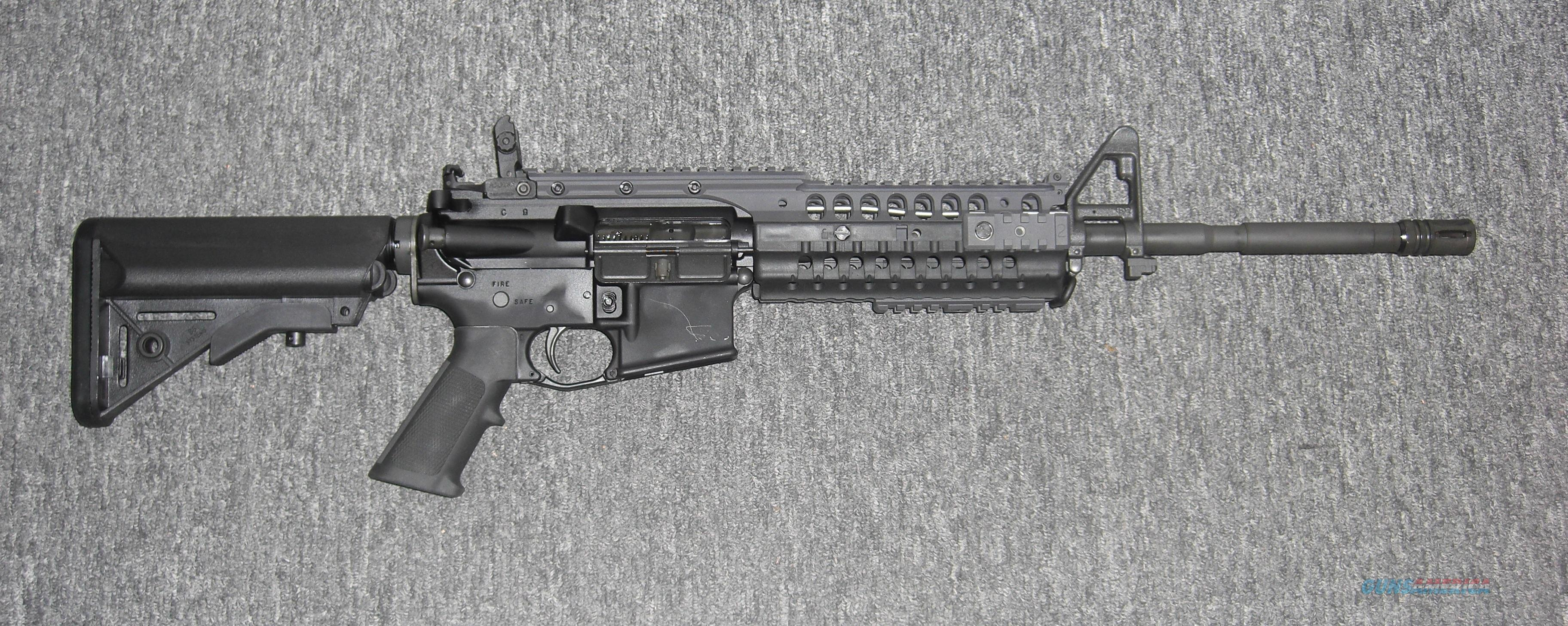 M4 Carbine Custom (LE6920)  Guns > Rifles > Colt Military/Tactical Rifles