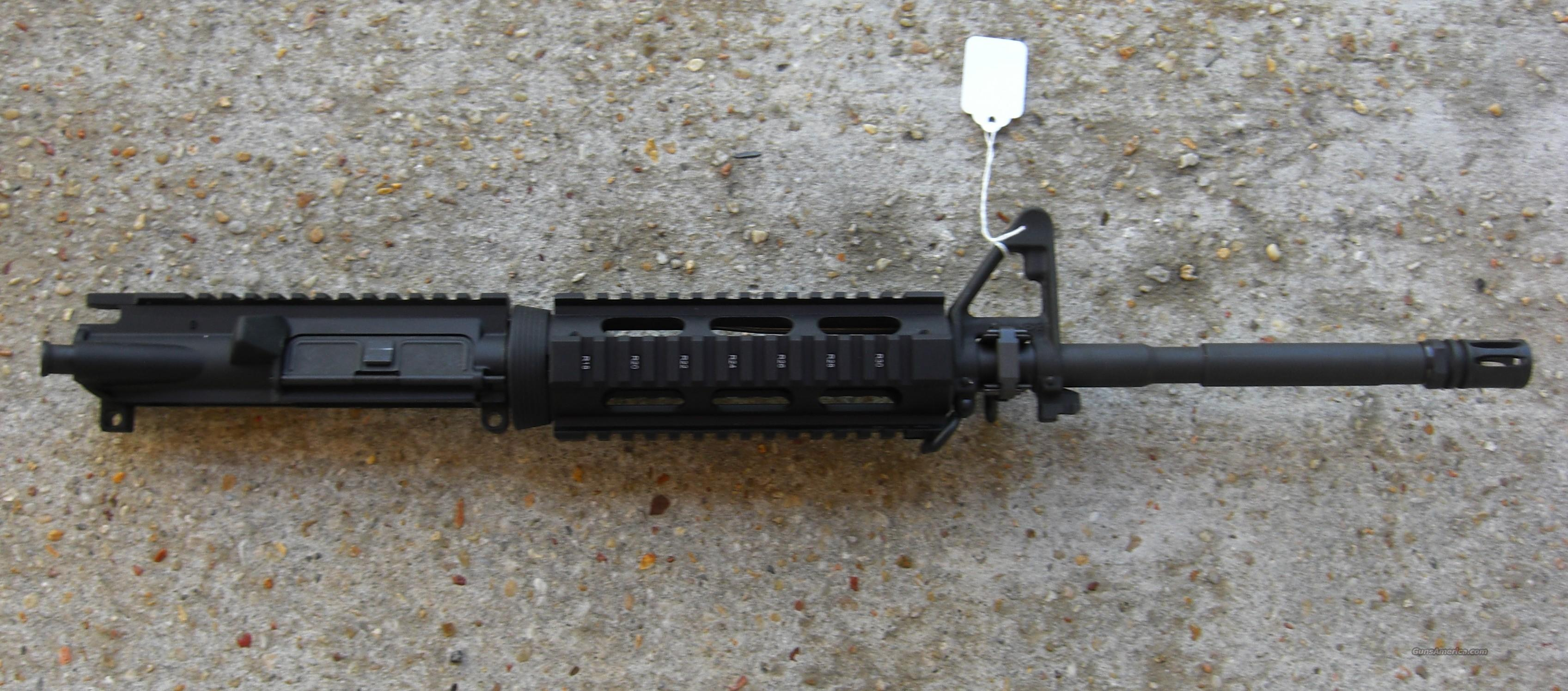 Stag Arms upper w/quad rails  Guns > Rifles > Stag Arms > Upper Only
