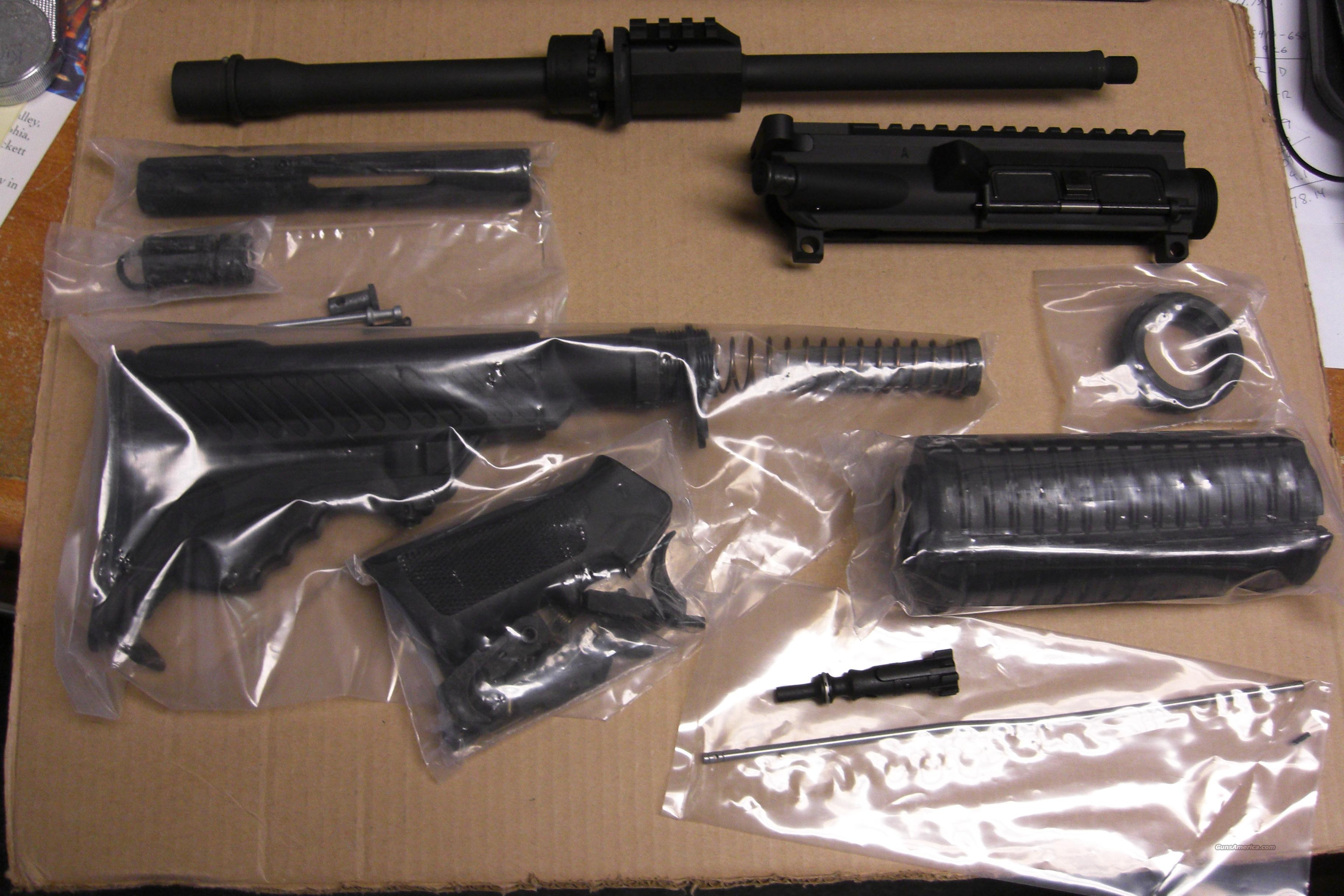 DPMS M4A3 upper kit w/everything other than receiver  Non-Guns > Barrels