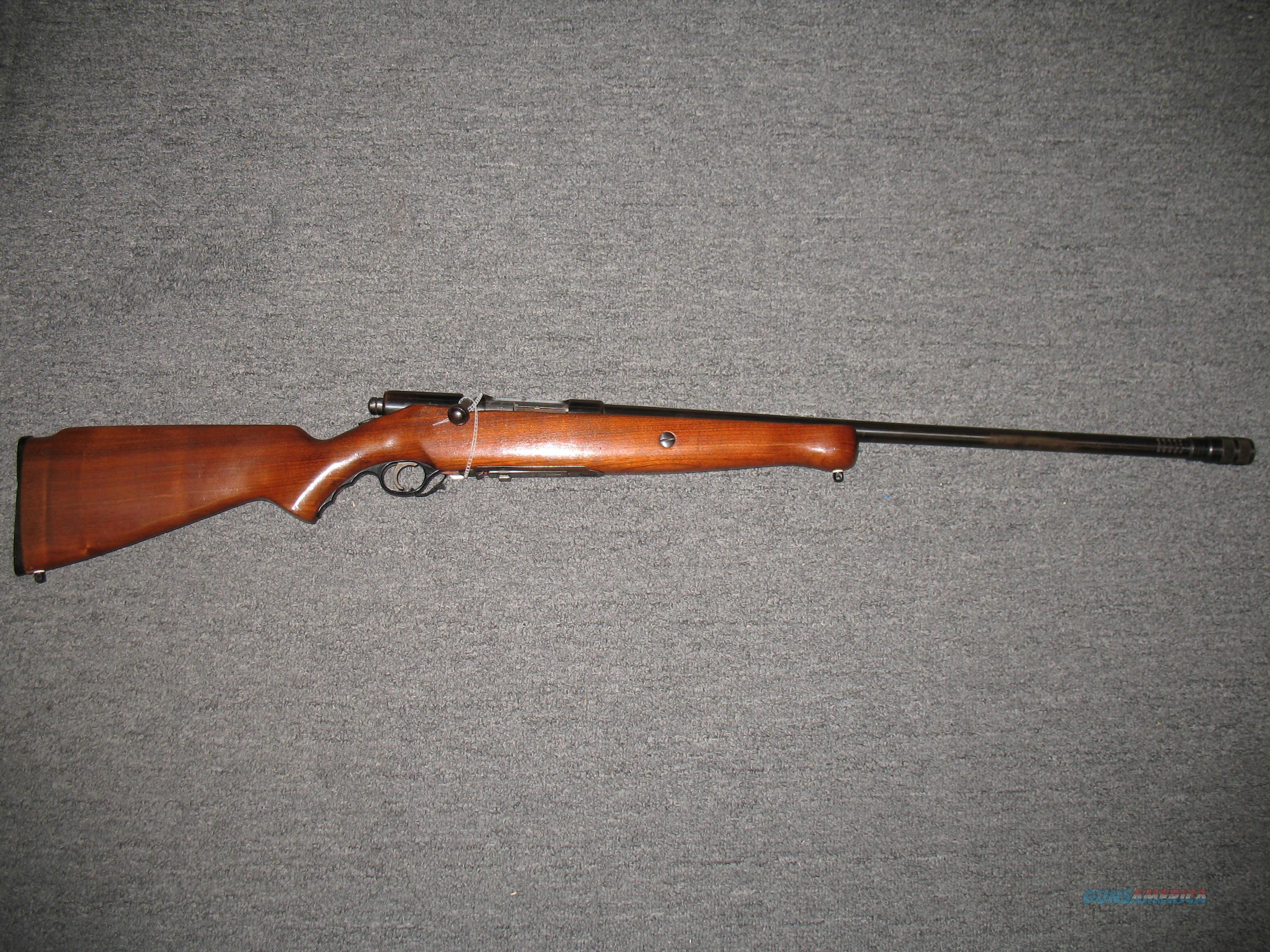 "Mossberg 185K-A Bolt action 20ga 24"" bbl with Poly Choke  Guns > Shotguns > Mossberg Shotguns > Pump > Sporting"