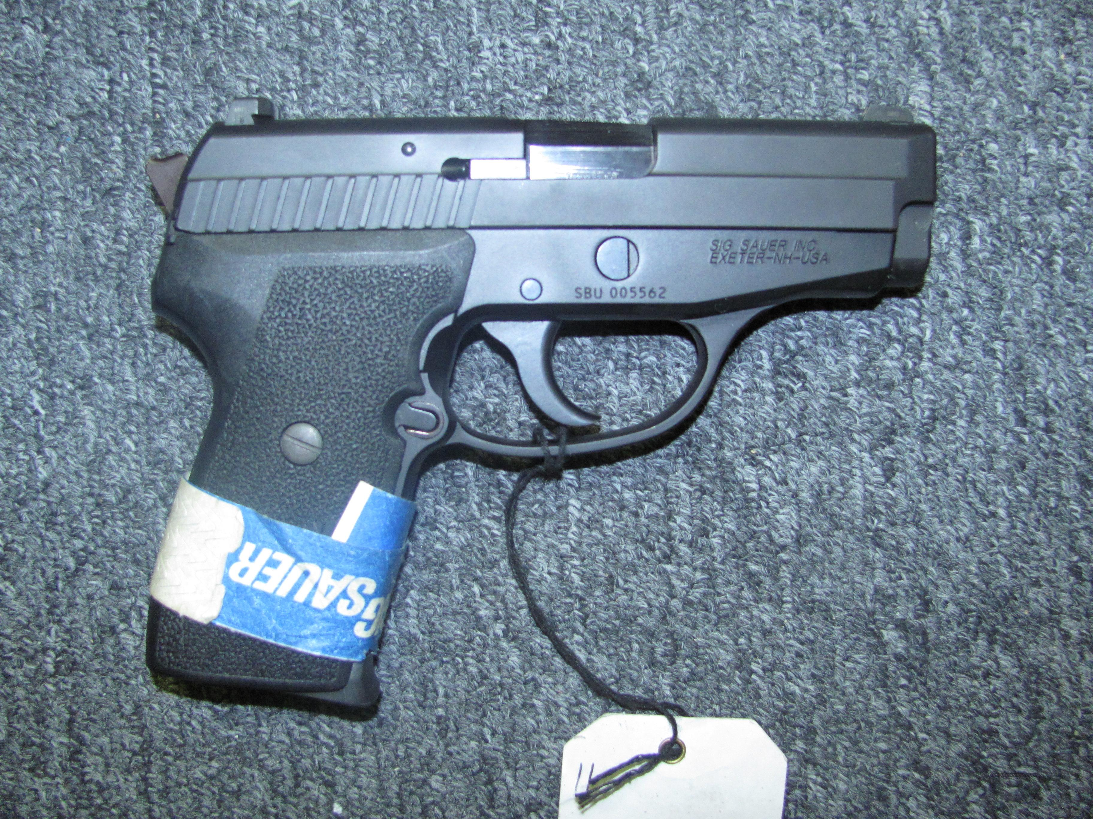 P239 w/night sights & 2 8 round mags.  Guns > Pistols > Sig - Sauer/Sigarms Pistols > P239