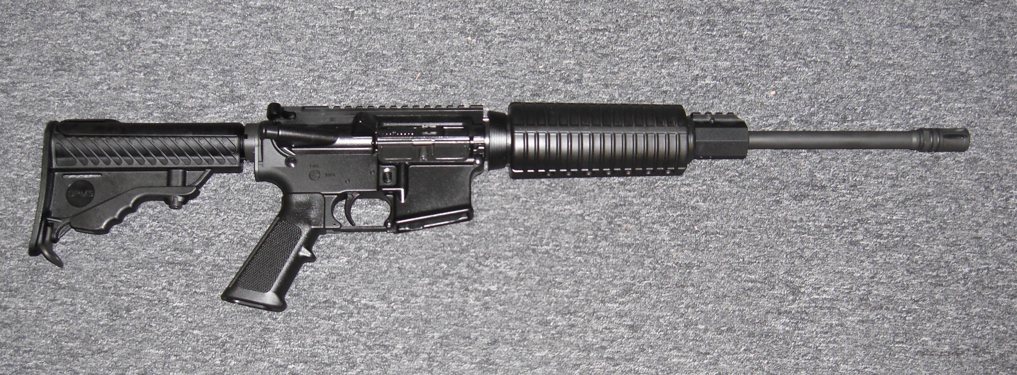 A-15 Flat top w/gas block rail (Oracle)  Guns > Rifles > DPMS - Panther Arms > Complete Rifle