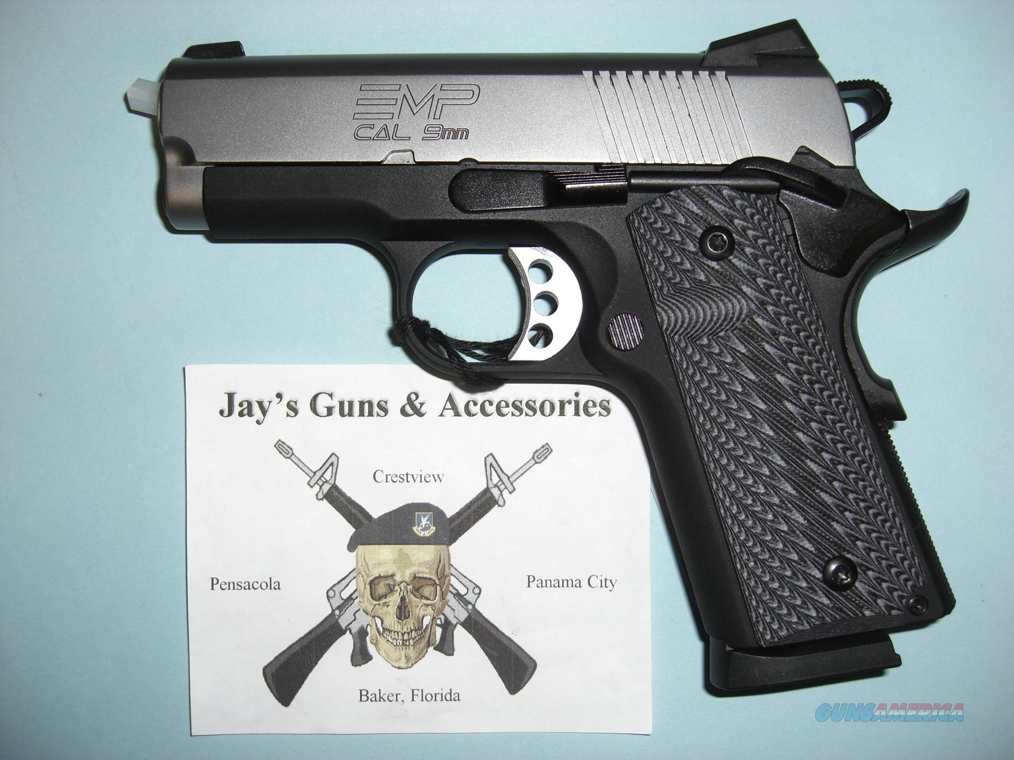 Springfield Armory EMP w/Night Sights & 3 Mags  Guns > Pistols > Springfield Armory Pistols > 1911 Type
