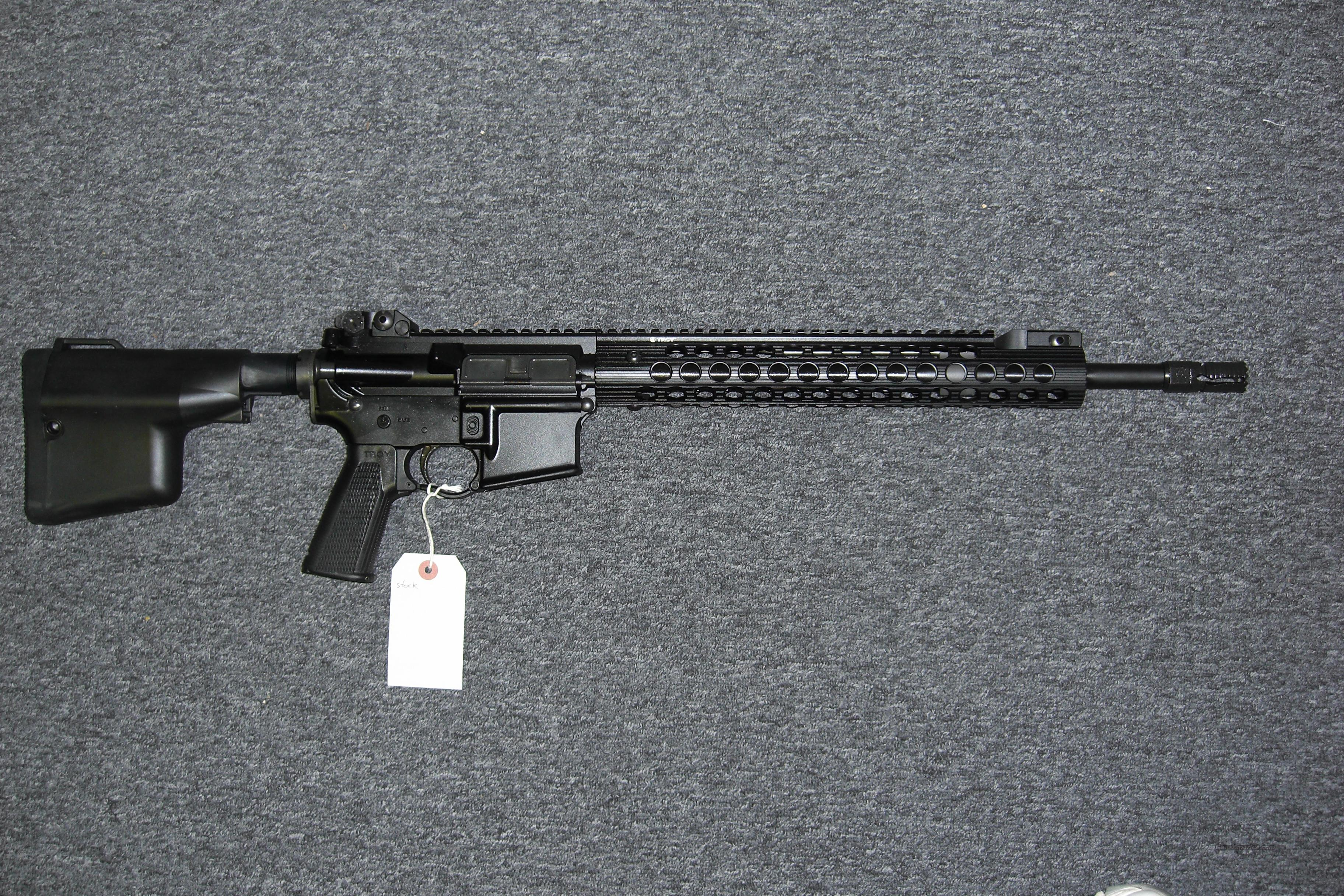 Troy Carbine  Guns > Rifles > AR-15 Rifles - Small Manufacturers > Complete Rifle