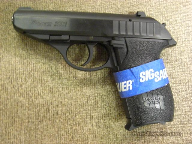 P232 blued w/night sights  Guns > Pistols > Sig - Sauer/Sigarms Pistols > Other