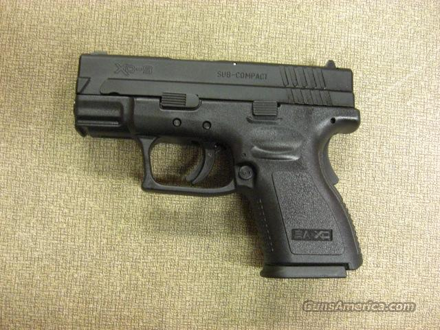 XD-9 Sub Compact  Guns > Pistols > Springfield Armory Pistols > XD (eXtreme Duty)