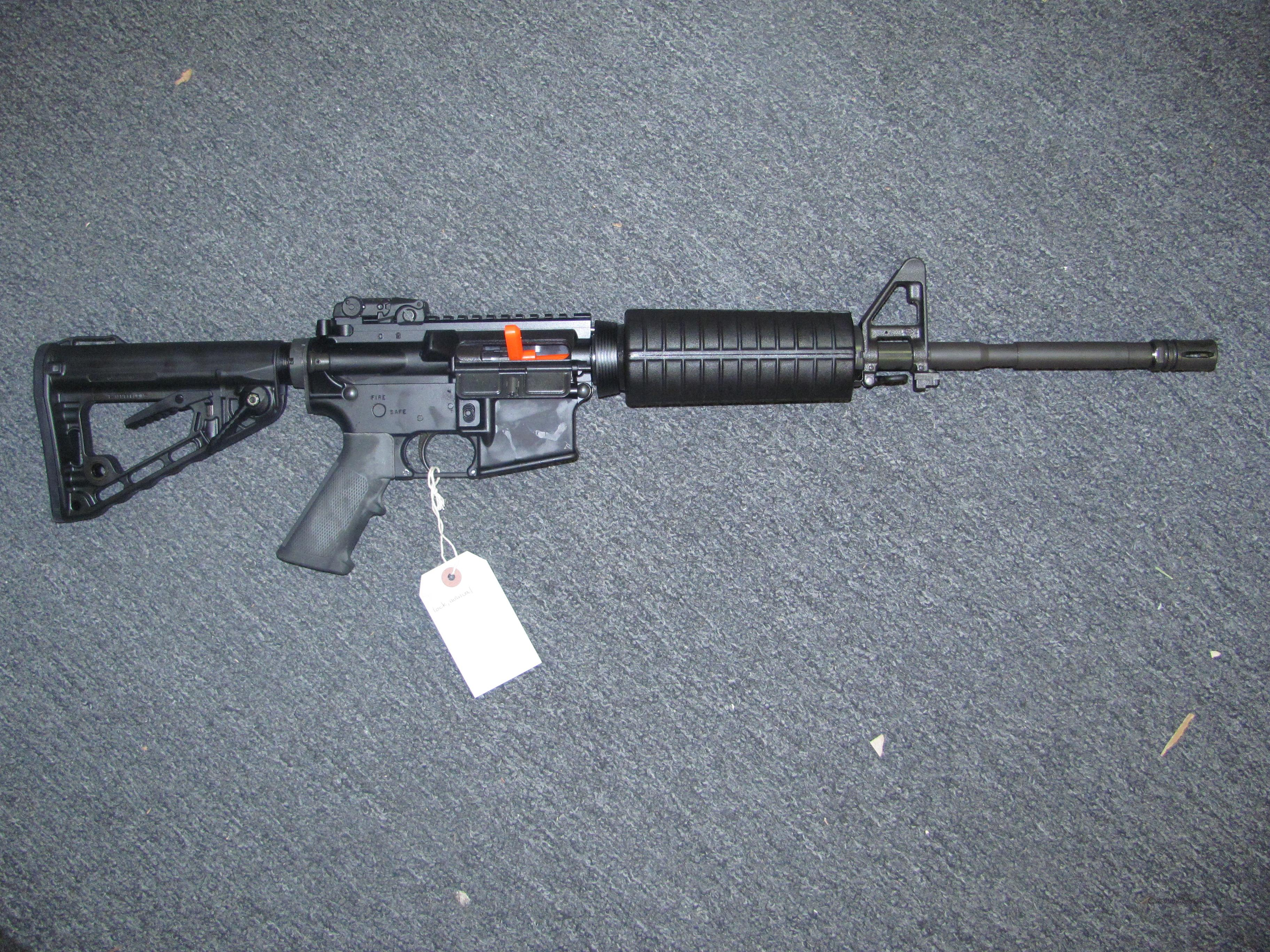 M4 Carbine (LE6920)  Guns > Rifles > Colt Military/Tactical Rifles