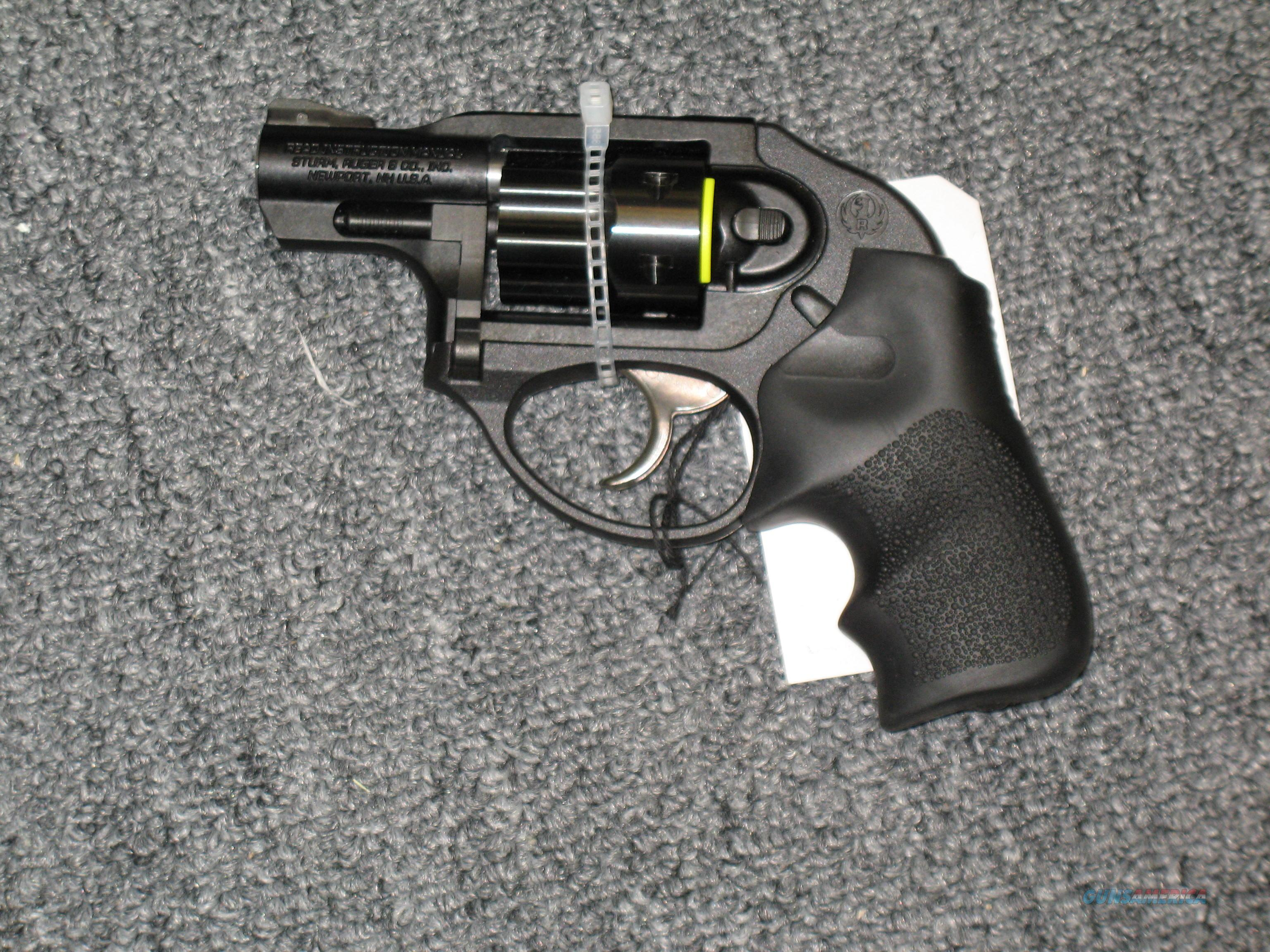 LCR (.22 wmr)  Guns > Pistols > Ruger Double Action Revolver > LCR