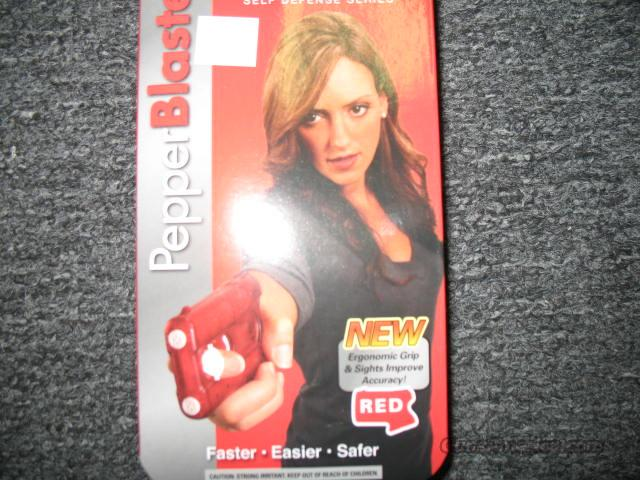 Kimber Pepper Blaster II  Non-Guns > Tactical Equipment/Vests