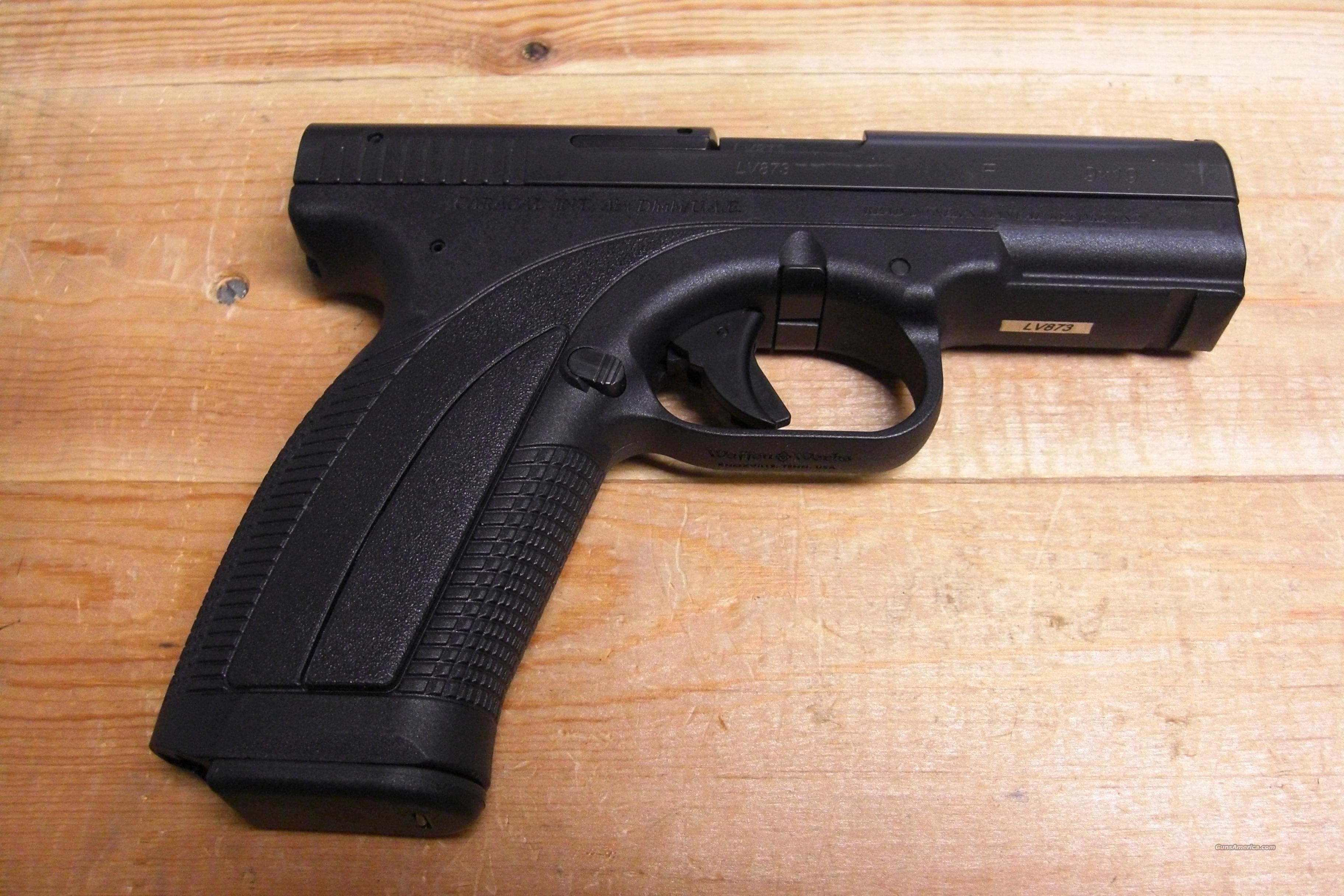 Caracal F1SS9011 w/2 18 rd mags  Guns > Pistols > C Misc Pistols