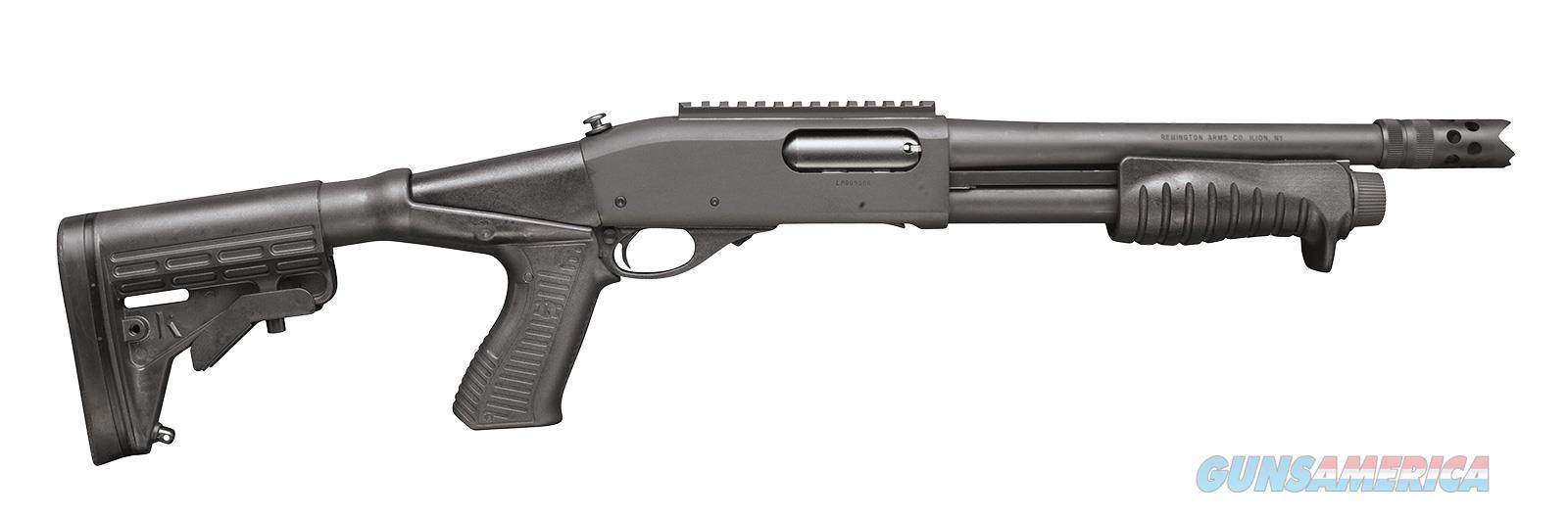 Remington 870 (82710)  Guns > Shotguns > Remington Shotguns  > Pump > Tactical