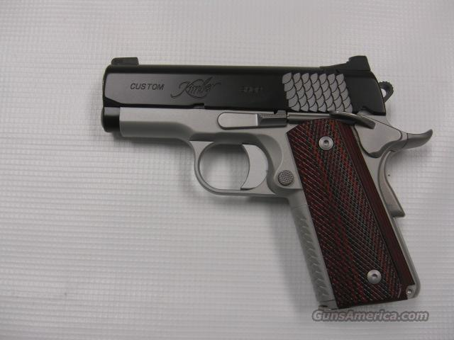 Super Carry Ultra  Guns > Pistols > Kimber of America Pistols