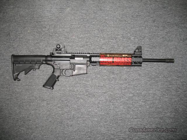M&P 15-22 (with flash hider)  Guns > Rifles > Smith & Wesson Rifles > M&P