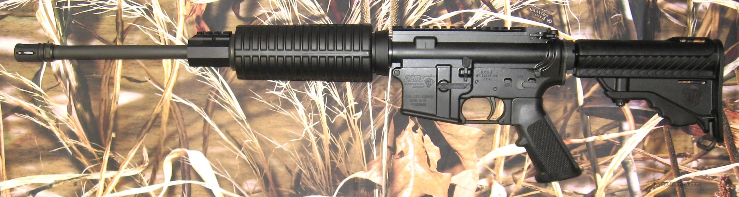 DPMS A-15 Oracle  Guns > Rifles > DPMS - Panther Arms > Complete Rifle