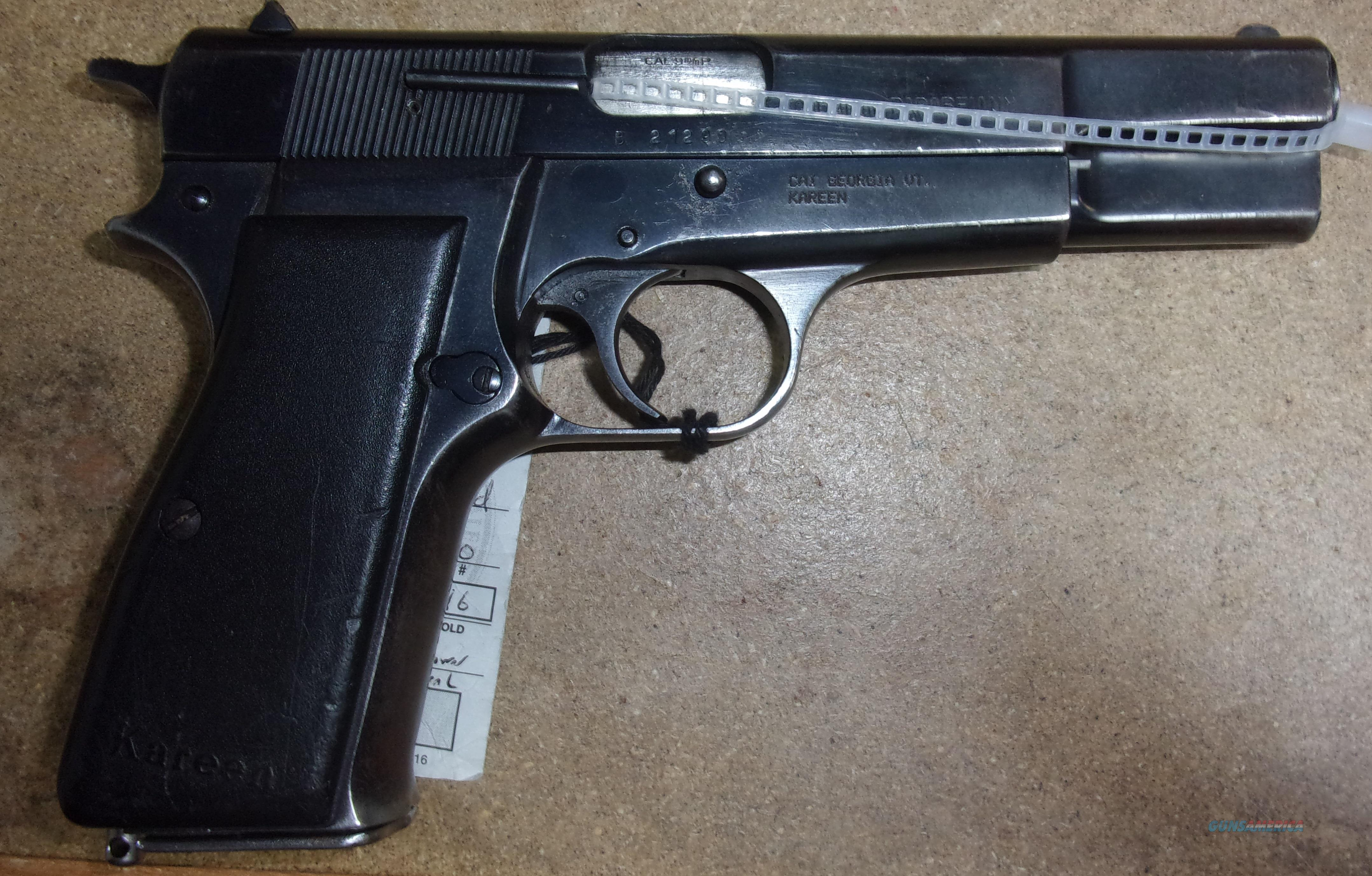 J.O. Israel Arms Kareen  Guns > Pistols > IJ Misc Pistols