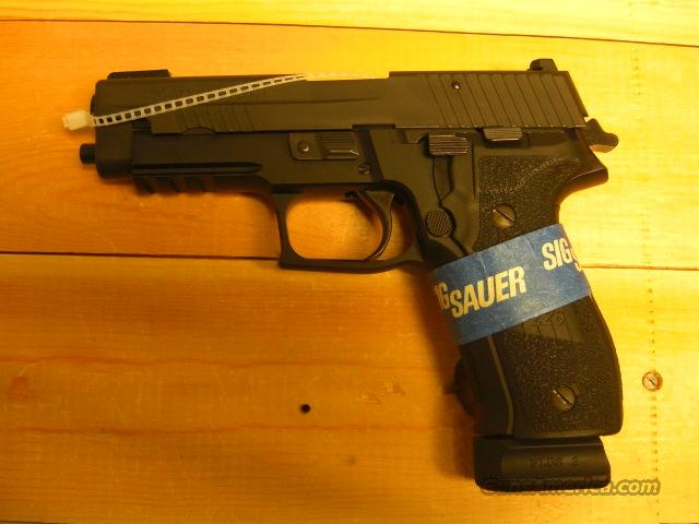 P226R SCT w/night sights  Guns > Pistols > Sig - Sauer/Sigarms Pistols > P226