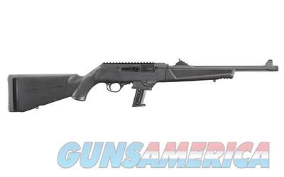 Ruger PC9 Carbine (19100)  Guns > Rifles > Ruger Rifles > Precision Rifle Series