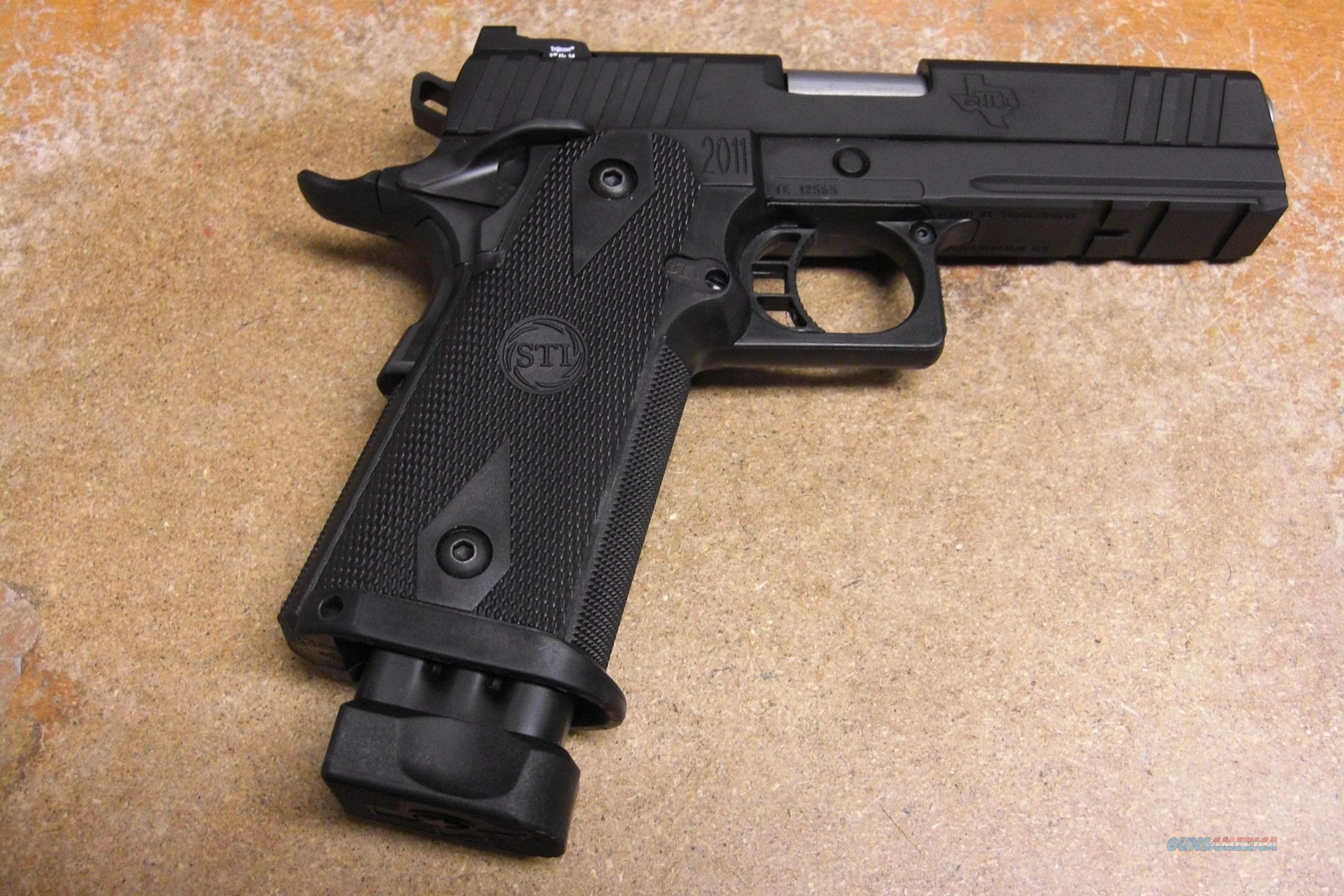 2011 Tactical 4.0  Guns > Pistols > STI Pistols