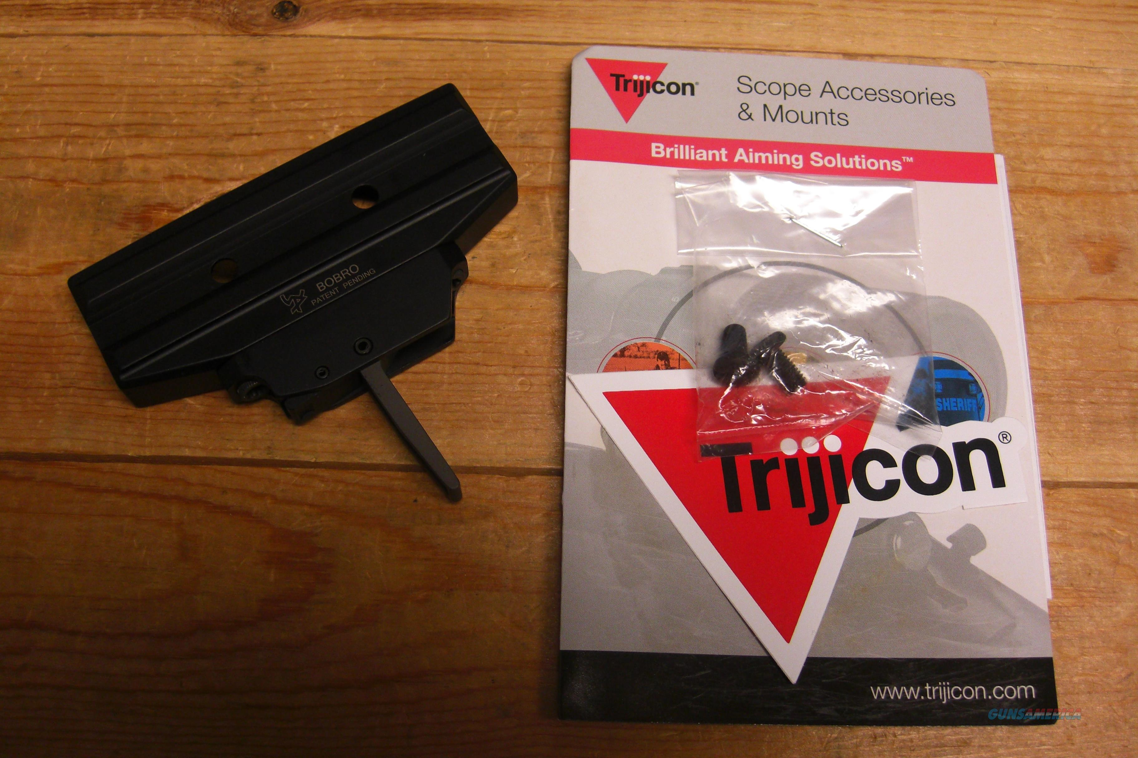 Trijicon Quick Release Throw Lever ACOG Mount  (TA98)  Non-Guns > Scopes/Mounts/Rings & Optics > Mounts > Tactical Rail Components