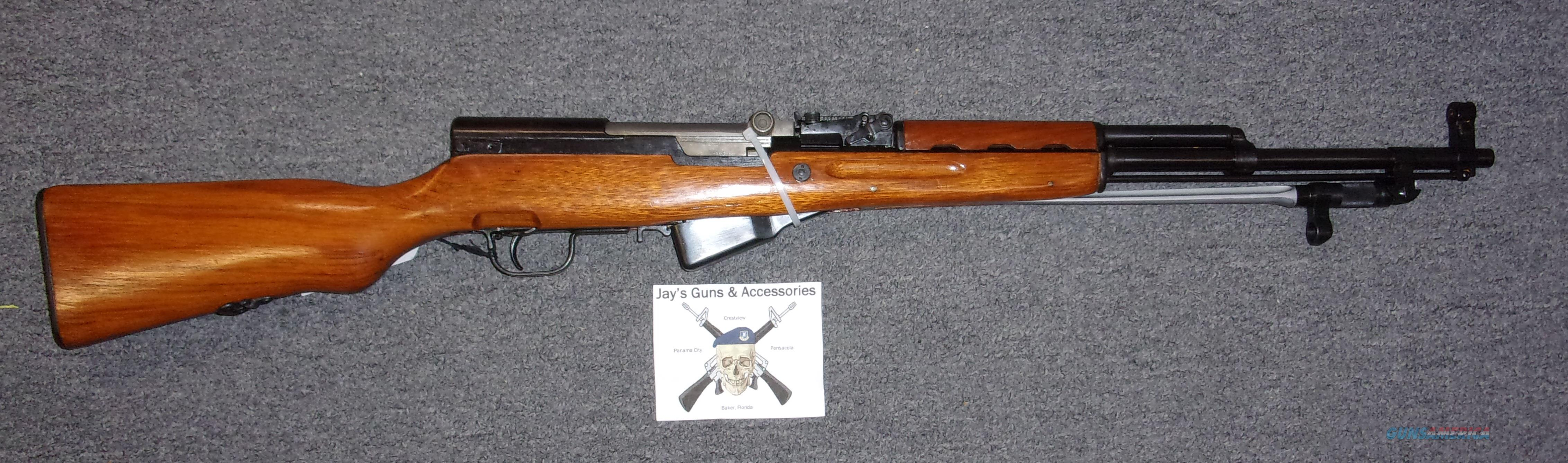 Norinco/K-Sports Imports SKS (Pre-Ban)  Guns > Rifles > Norinco Rifles