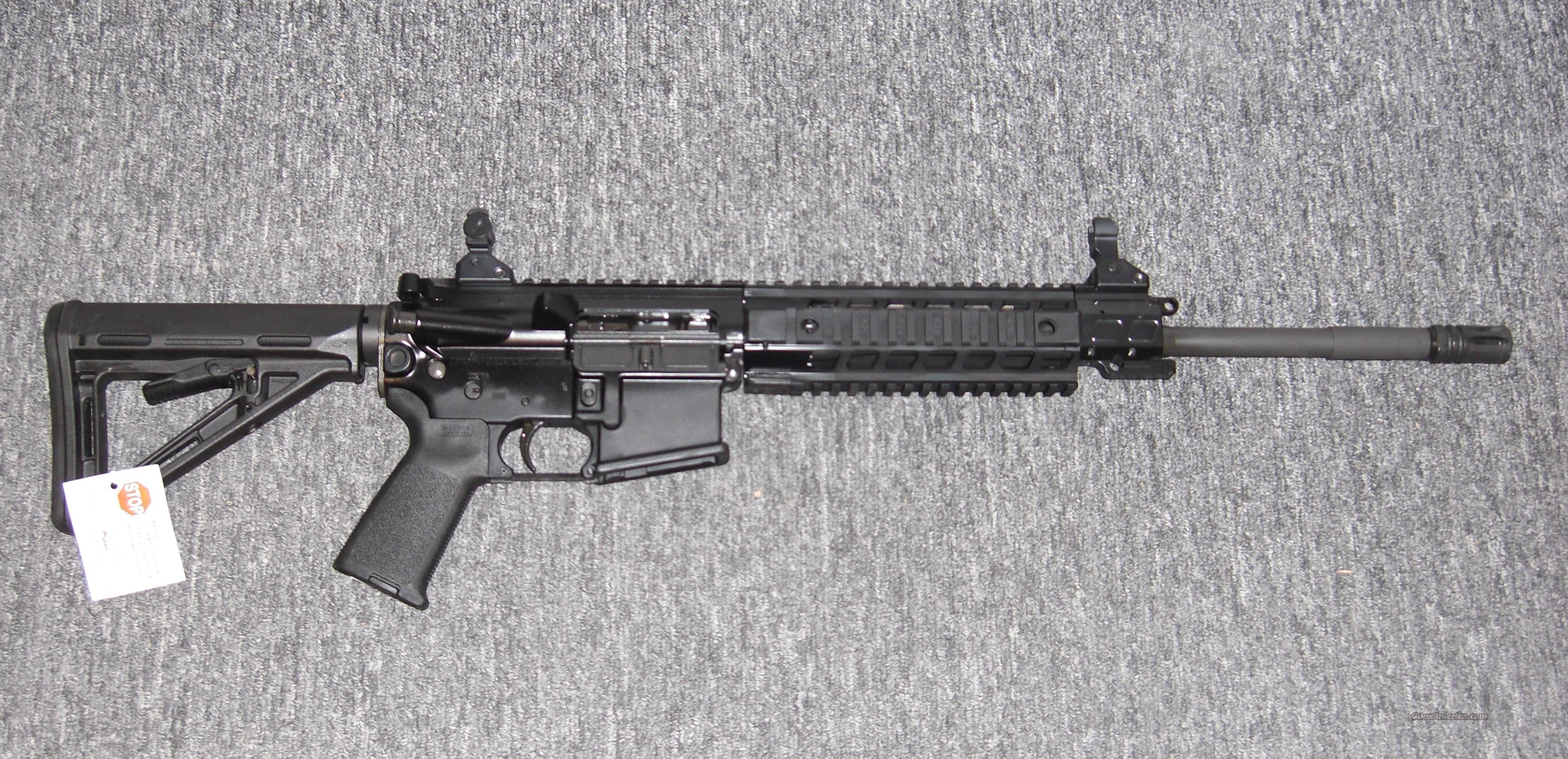 Sig 516 Patrol rifle w/quad railed forearm  Guns > Rifles > Sig - Sauer/Sigarms Rifles
