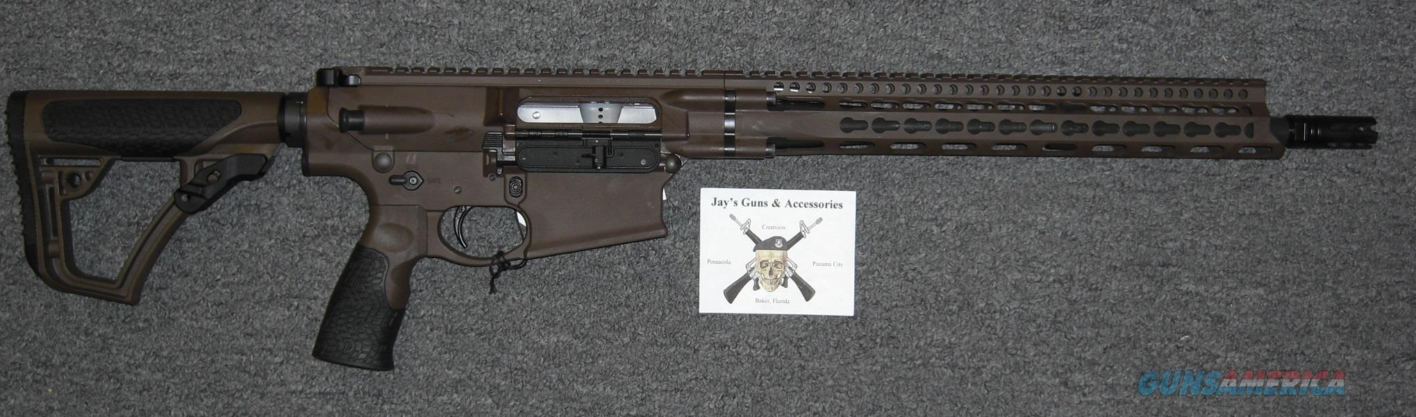 Daniel Defense DD5V1 w/Milspec Brown Finish in .308  Guns > Rifles > Daniel Defense > Complete Rifles