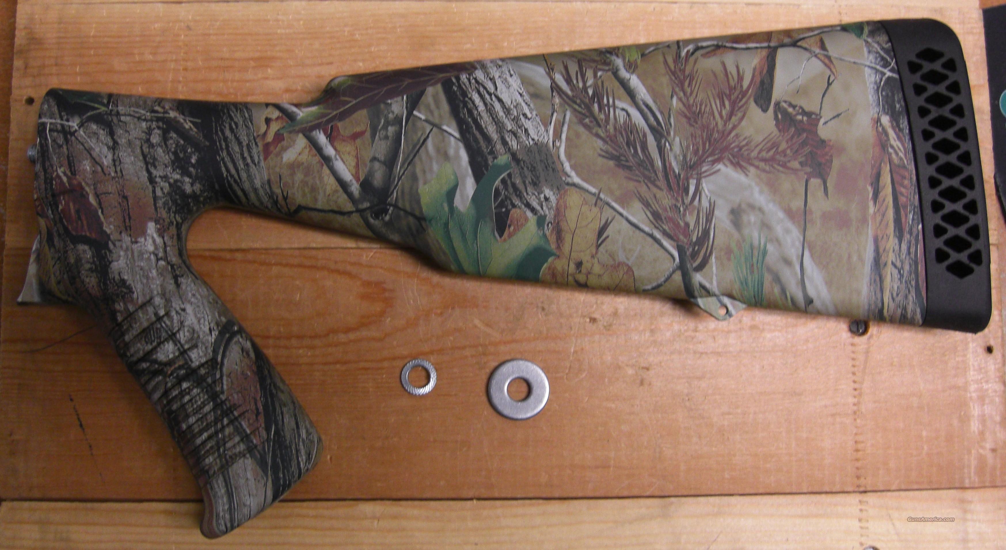 Stoeger M2000/P350 Camo Stock (33197)  Non-Guns > Gunstocks, Grips & Wood