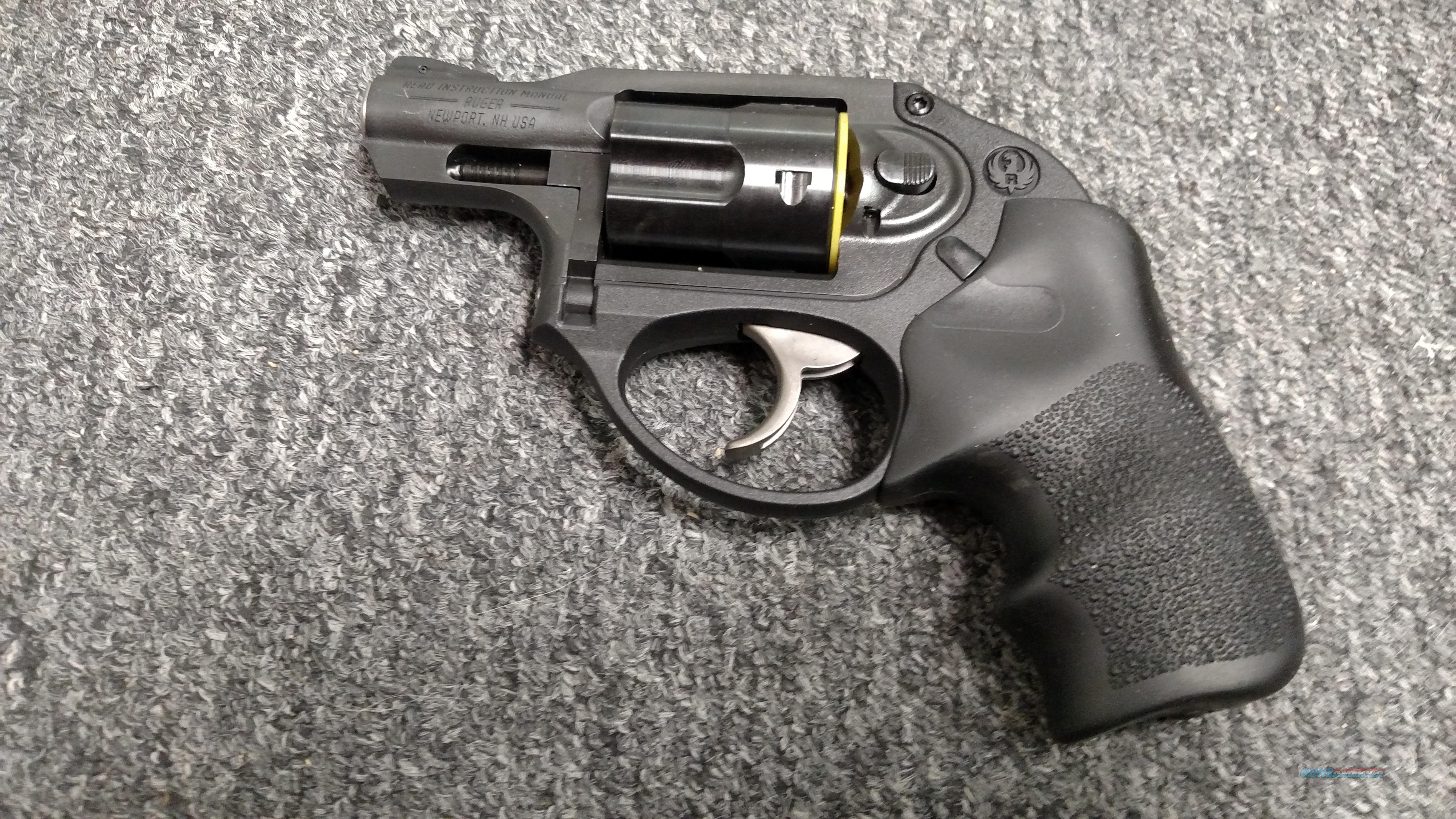 "LCR (1.87"" barrel, 5-shot, 9mm revolver)  Guns > Pistols > Ruger Double Action Revolver > LCR"
