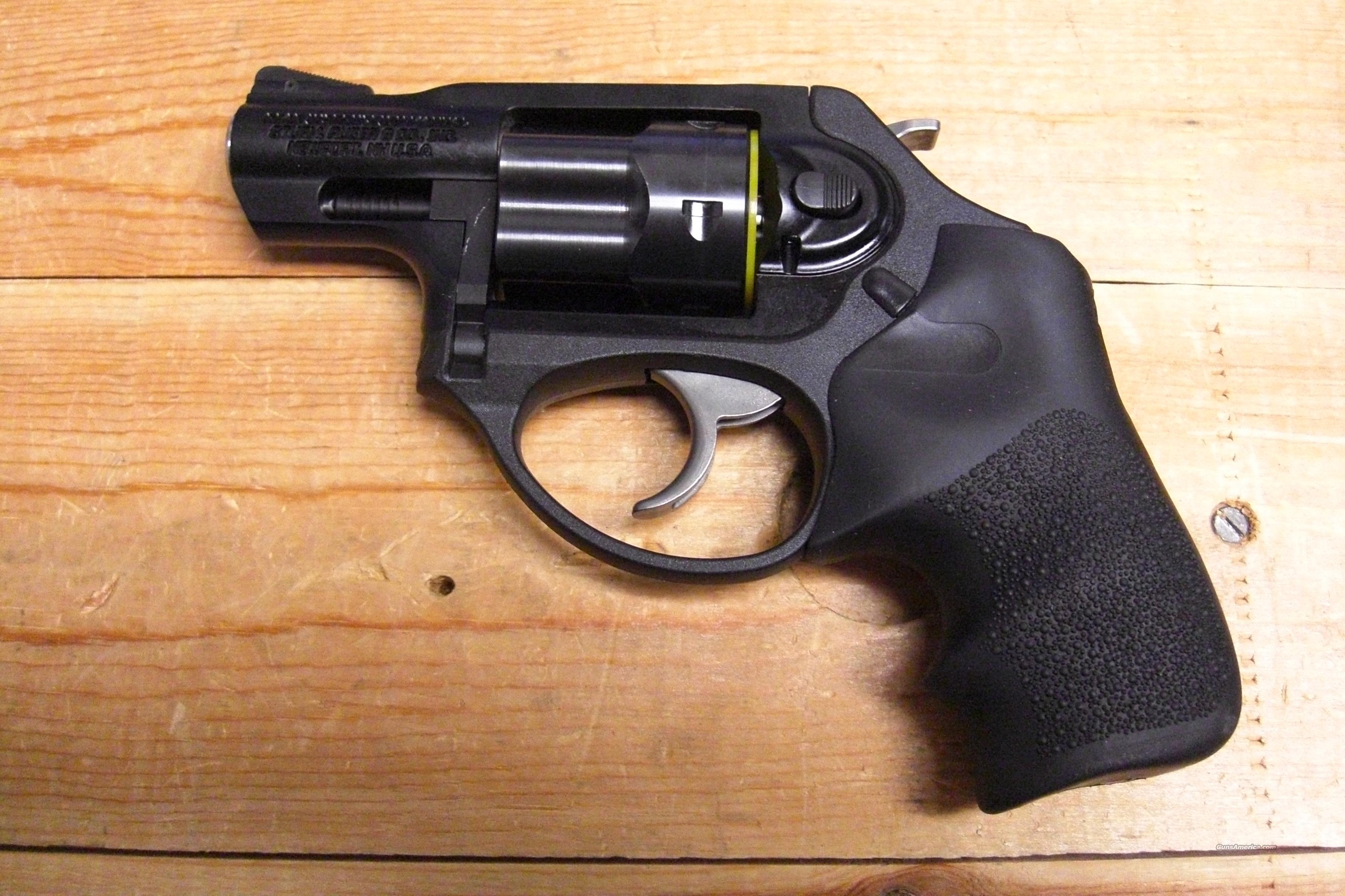 LCRX  Guns > Pistols > Ruger Double Action Revolver > LCR