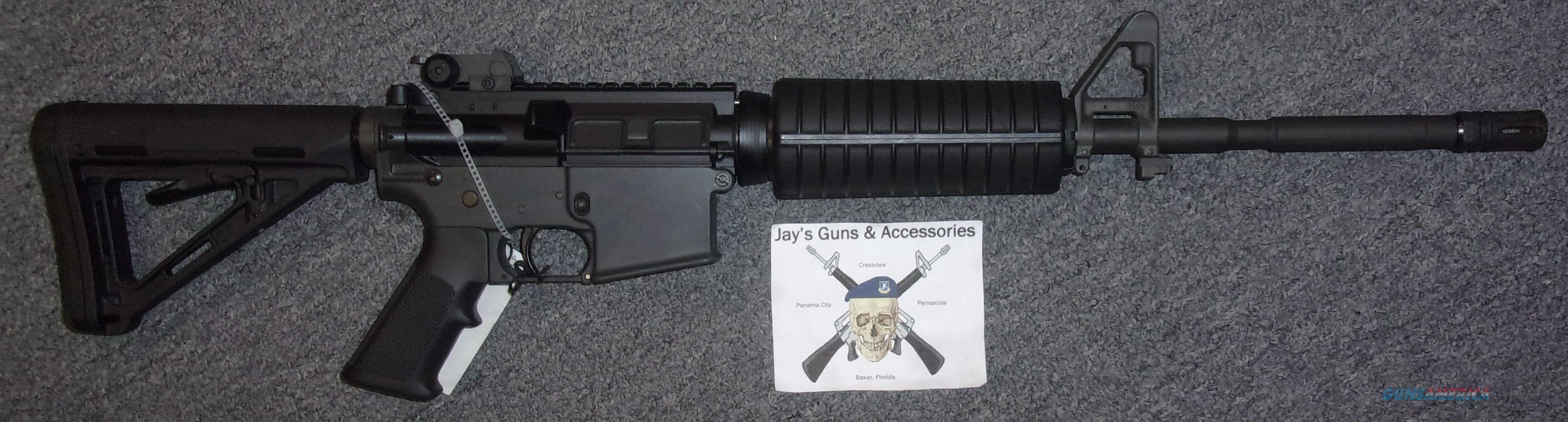 Colt Sporter Match HBAR Pre-Ban  Guns > Rifles > Colt Military/Tactical Rifles