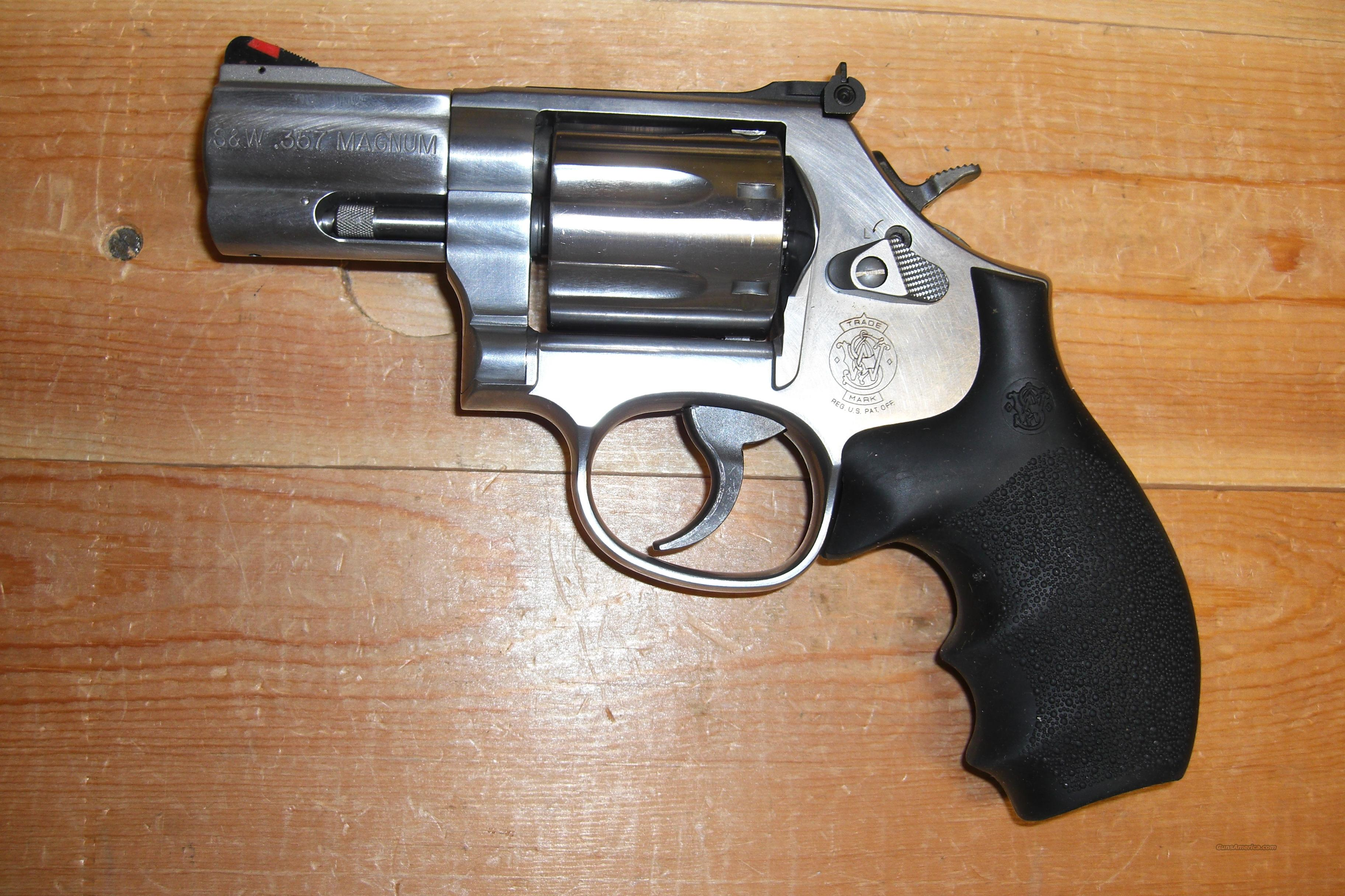 "686-6 Plus w/2.5""bbl  Guns > Pistols > Smith & Wesson Revolvers > Full Frame Revolver"