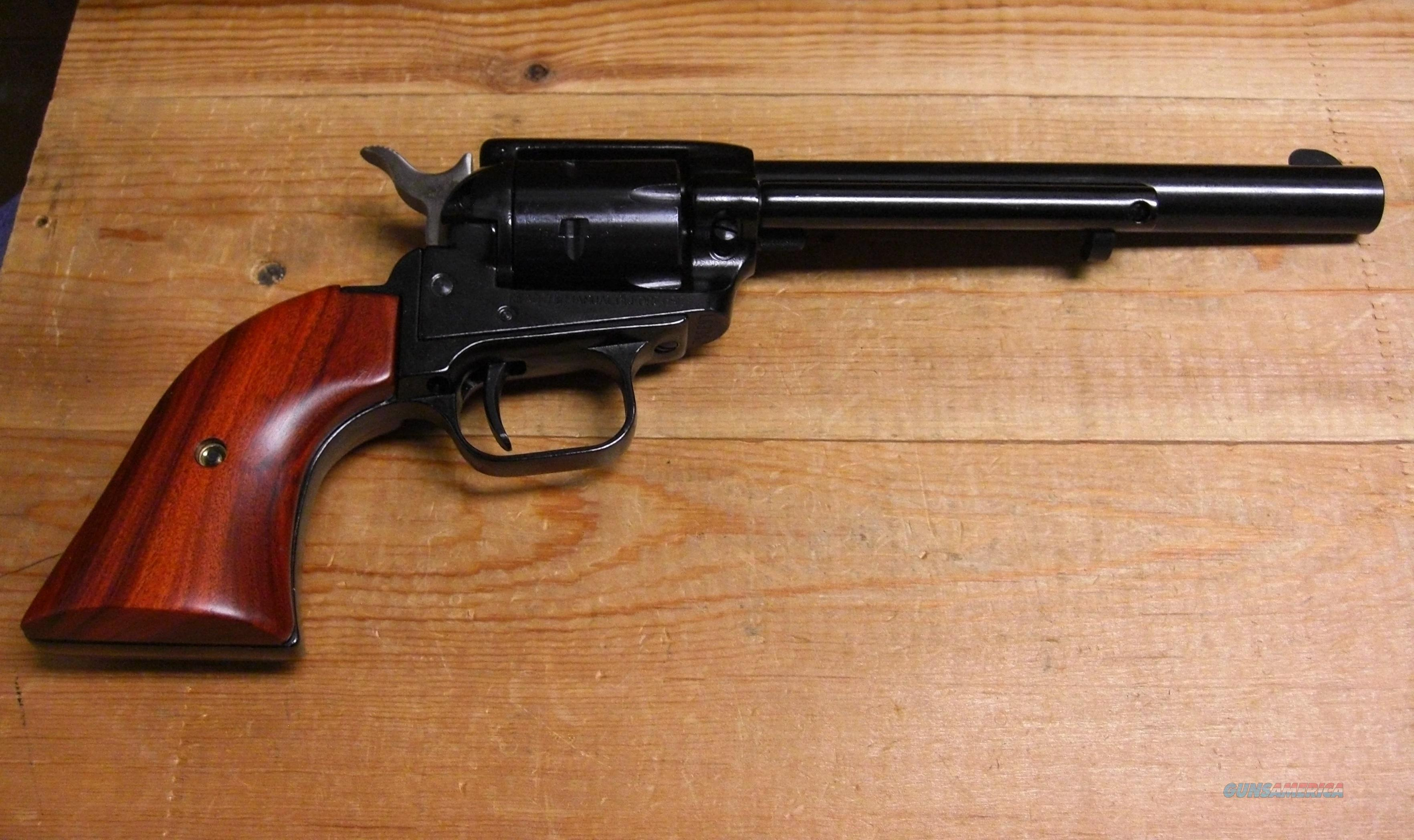 "Heritage Mfg. Rough Rider  w/6.5"" bbl.  Guns > Pistols > Cowboy Action Pistol Misc."