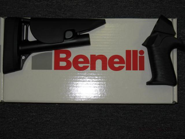 Benelli M4 Collapsible Stock (70085)  Non-Guns > Gun Parts > Stocks > Polymer