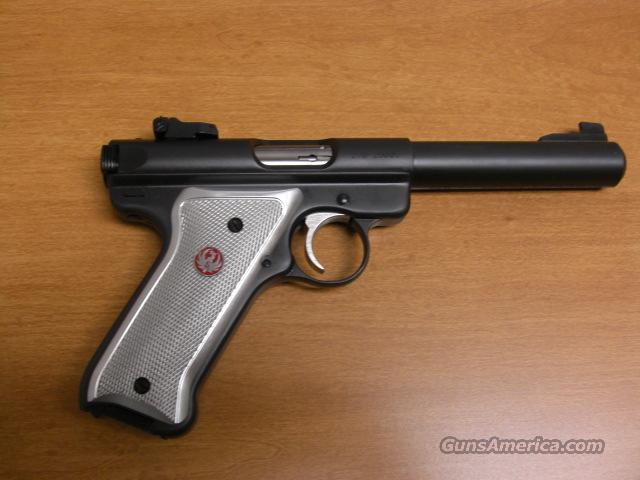 Mk III Target Special Edition  Guns > Pistols > Ruger Semi-Auto Pistols > Mark I & II Family