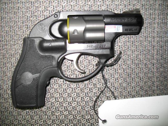 LCR (with Crimson Trace Laser Grip)  Guns > Pistols > Ruger Double Action Revolver > SP101 Type