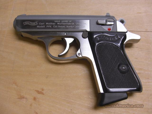 PPK  Guns > Pistols > Walther Pistols > Post WWII > PP Series
