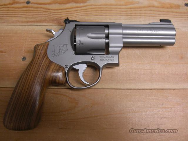 625-8 Jerry Miculek Edition  Guns > Pistols > Smith & Wesson Revolvers > Full Frame Revolver