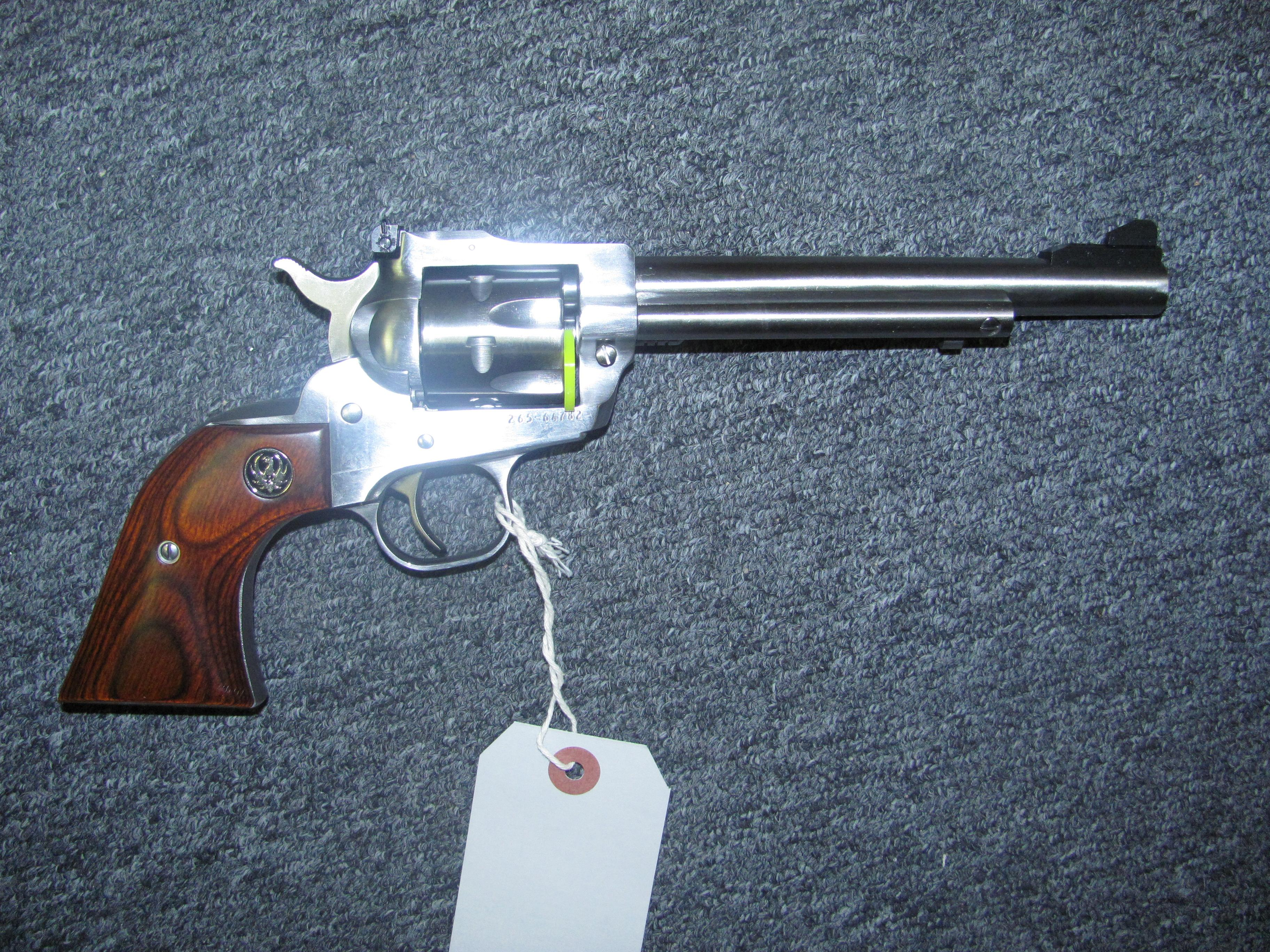 New Model Single Six w/2 cylinders  Guns > Pistols > Ruger Single Action Revolvers > Single Six Type