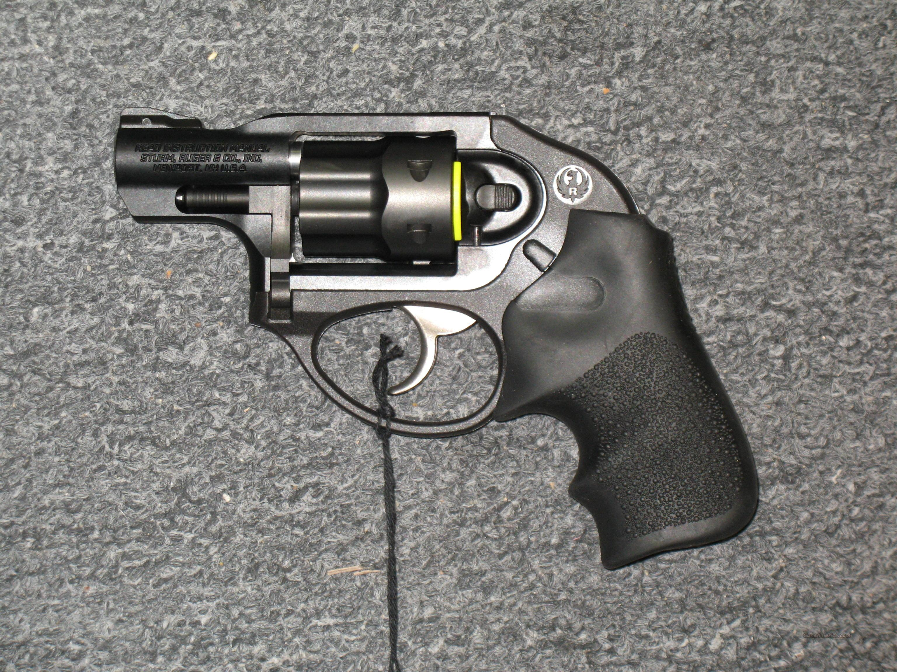 LCR (.22 mag)  Guns > Pistols > Ruger Double Action Revolver > LCR