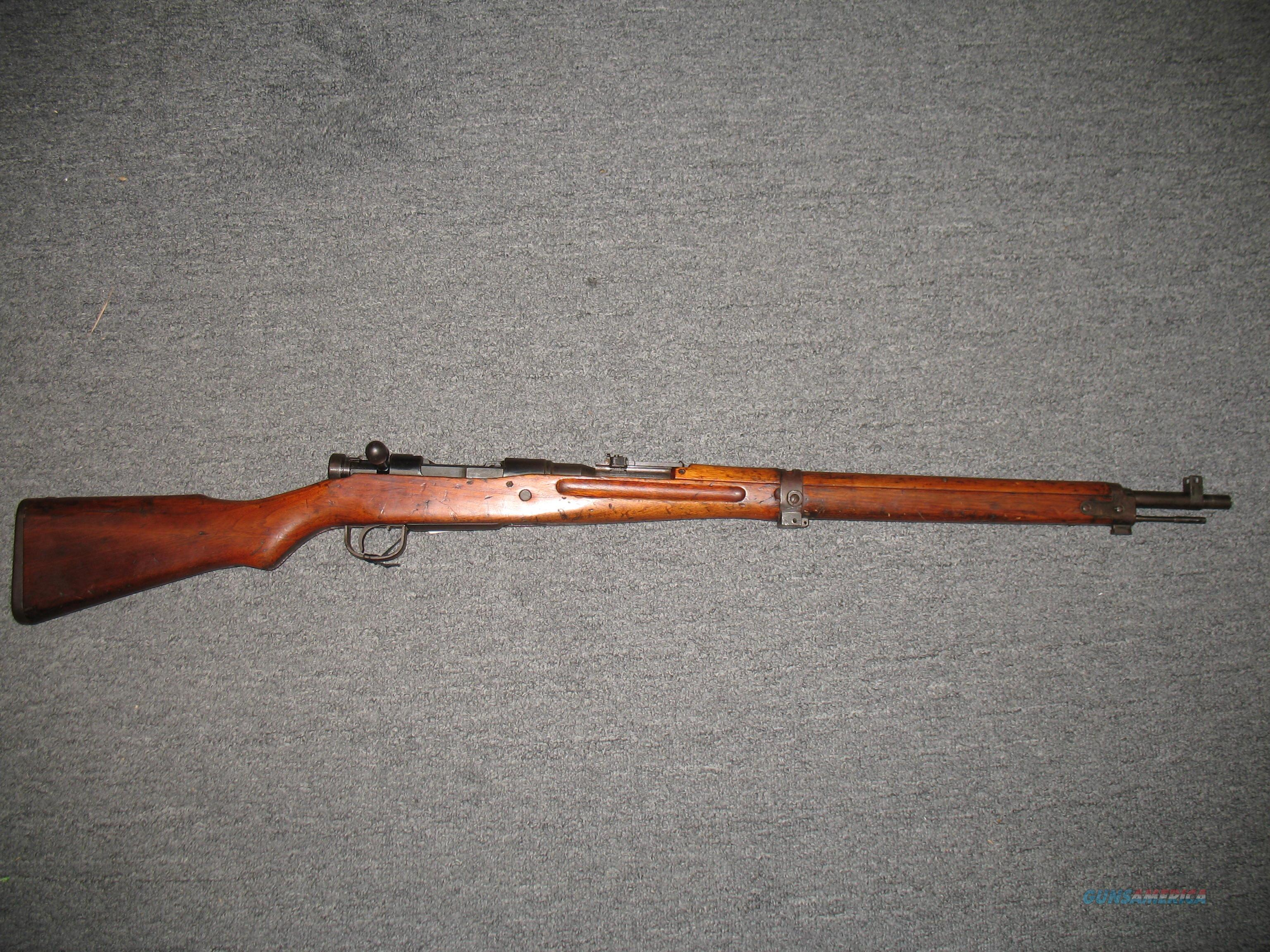 "Arisaka Type 99 7.7x58mm 26"" bbl  Guns > Rifles > A Misc Rifles"